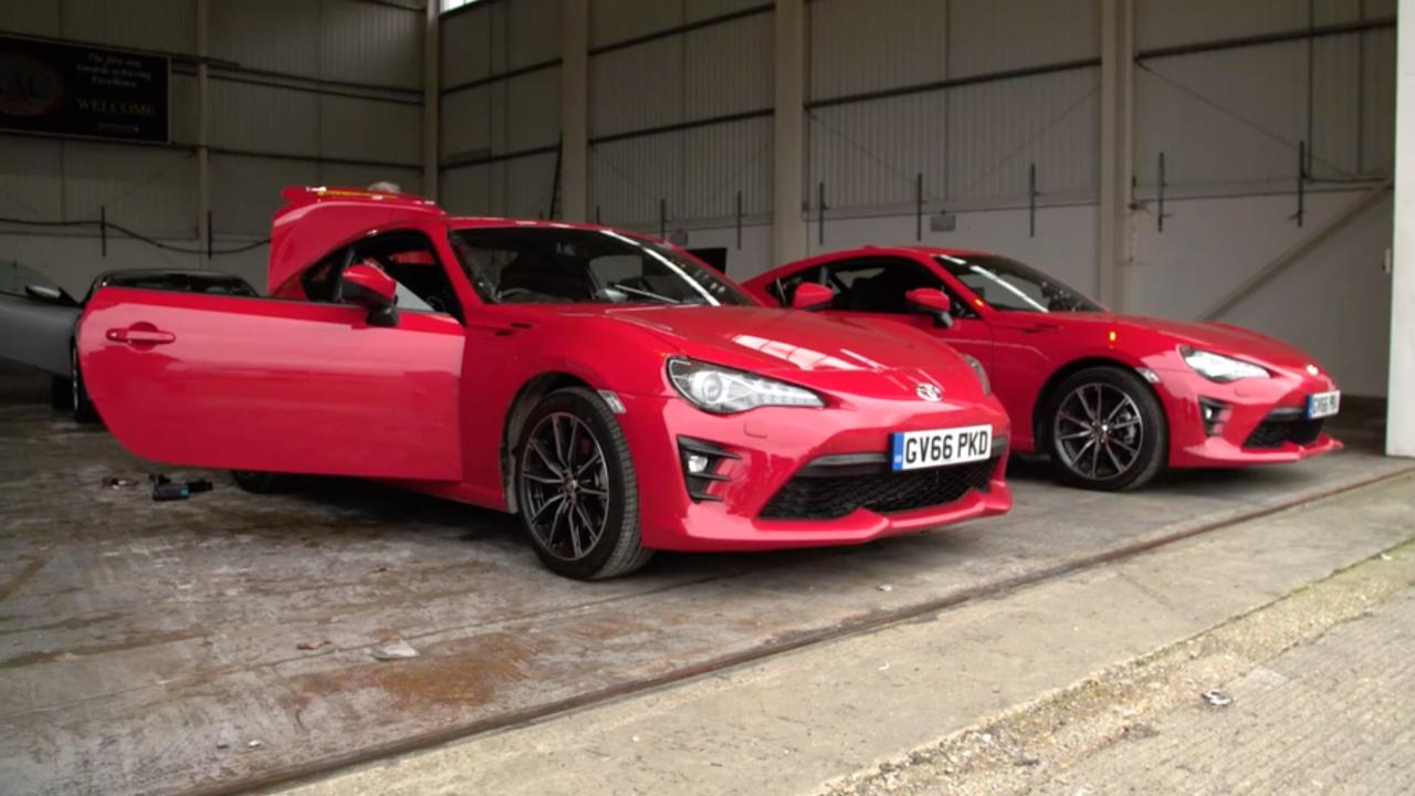 A closer look at TG's new 'Reasonably Fast Car', the Toyota GT86