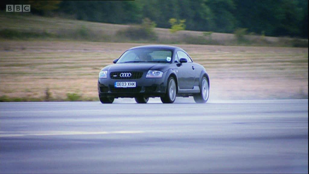 Jeremy Clarkson Drives The Audi Tt Series 3 Episode 8 Top Gear