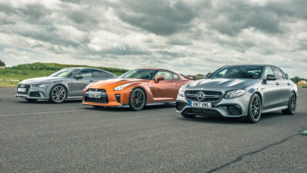 Audi Rs7 Gt Wiring Diagrams Coupe Diagram Top Gear Drag Races Nissan R Vs Merc E63 Amg Rh Topgear Com Gas Mileage Grill