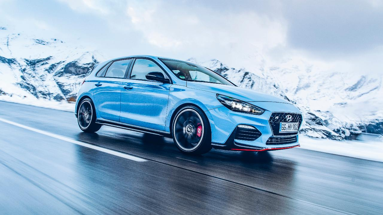 Video: Hyundai i30 N tested on road and track | Top Gear