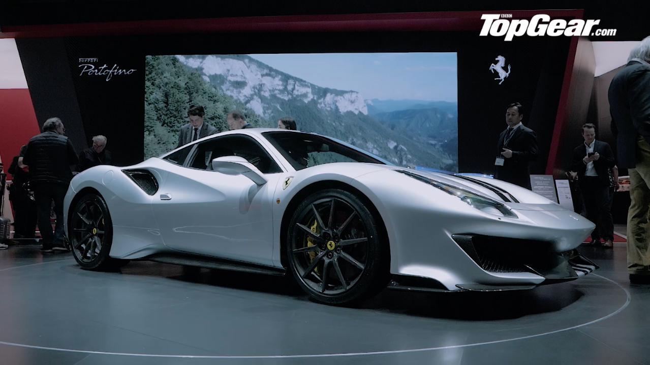 Video The Ferrari 488 Pista In Detail Top Gear