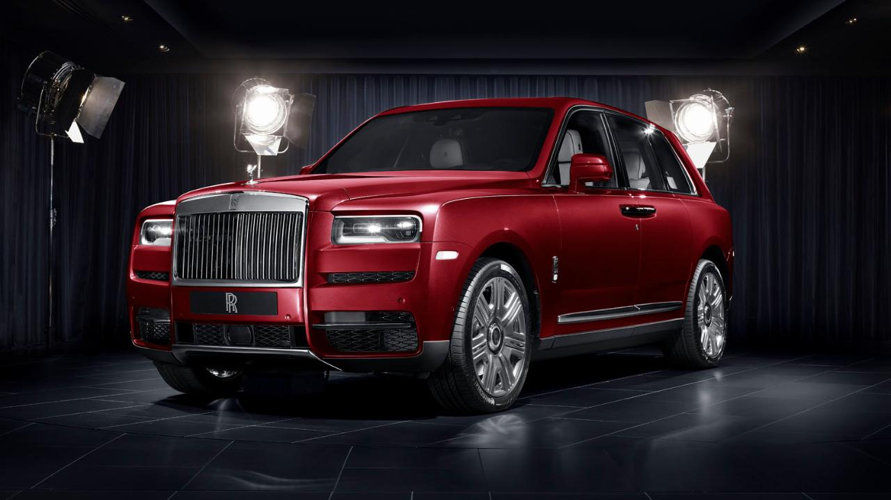 video step inside the new rolls royce cullinan top gear