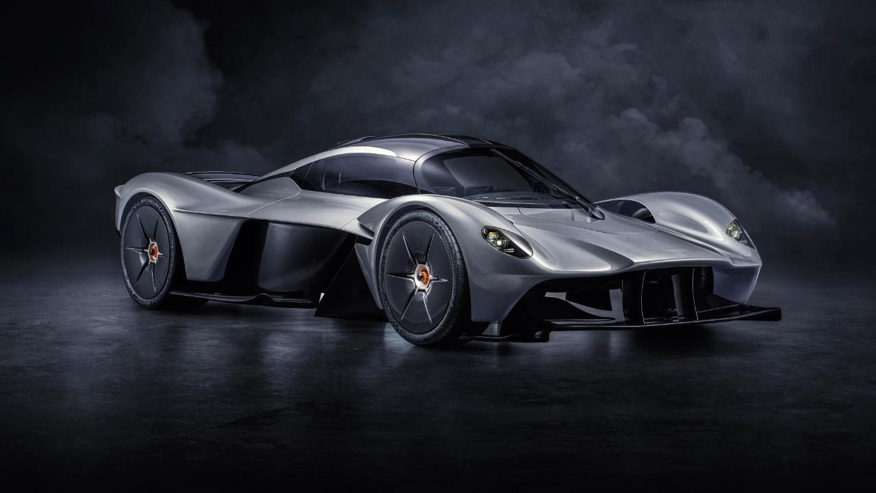 listen to the 1,100bhp aston martin valkyrie scream | top gear