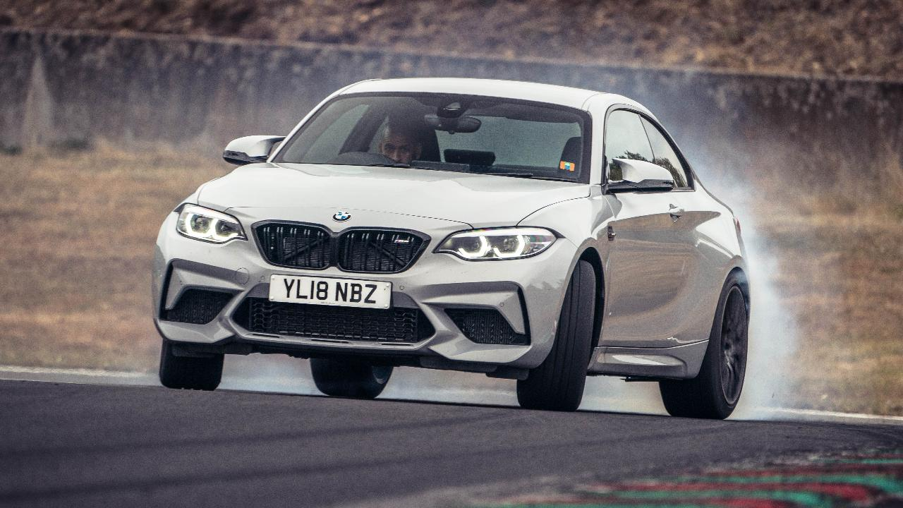 Chris Harris Drives The Bmw M2 Competition Top Gear
