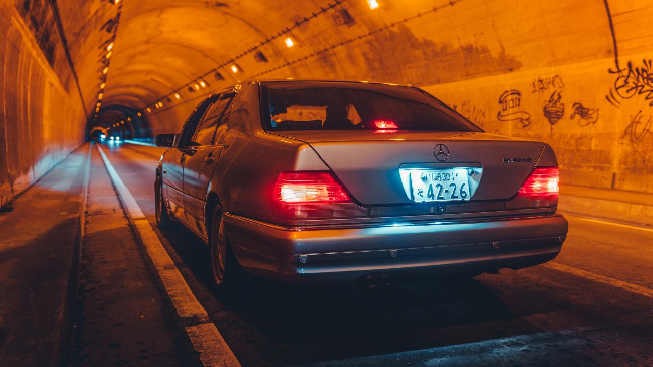 How TG bought an S-Class that sounds like an F1 car | Top Gear