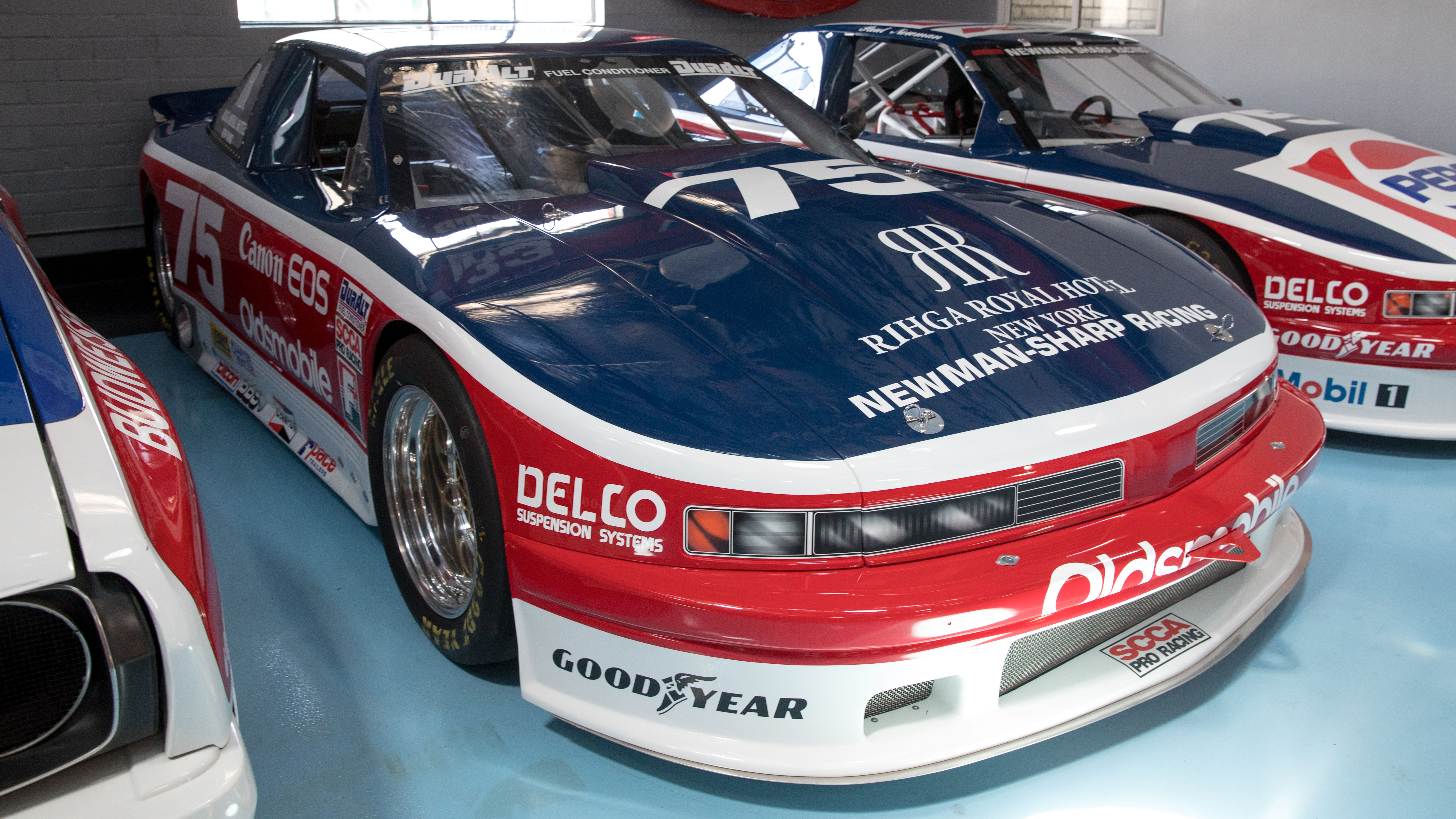 Marvel at Paul Newman's racing cars, including a 933bhp Nissan | Top