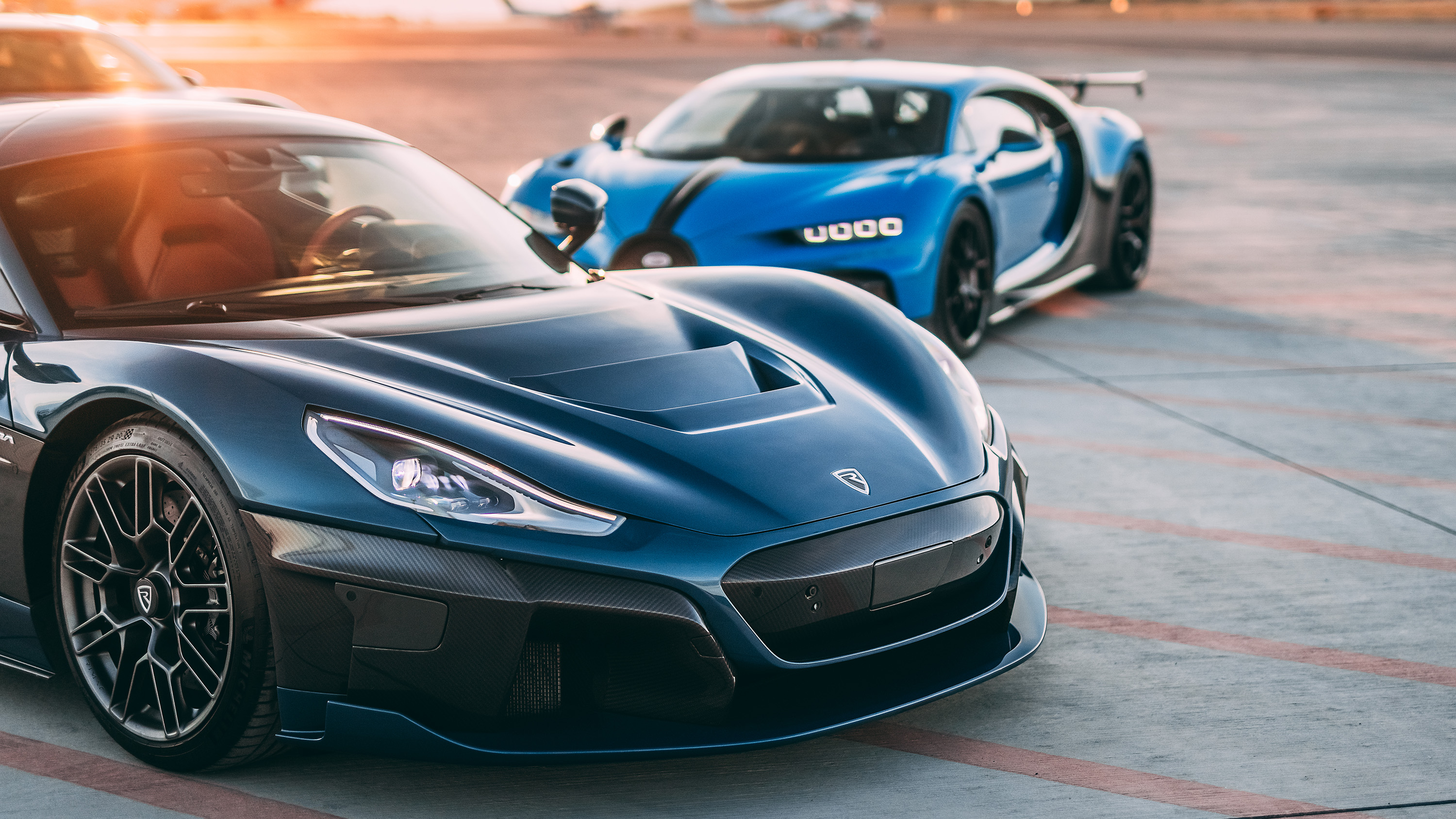 Rimac and Bugatti join forces to make the hypercars of the future