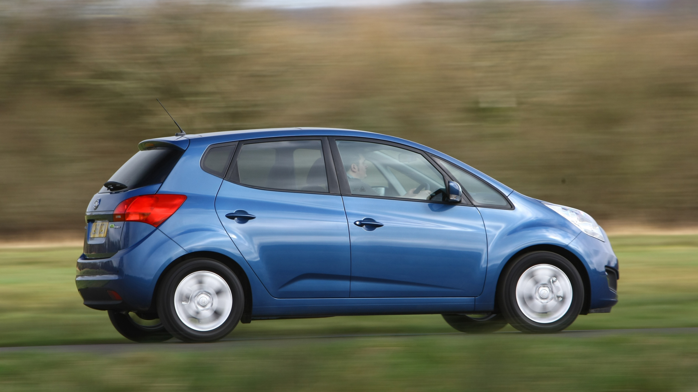 Kia Venga Review | Top Gear