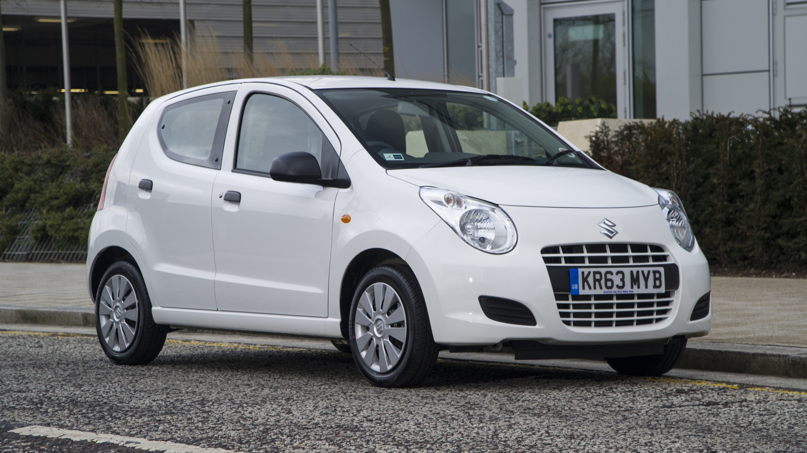 Suzuki Alto Review Top Gear