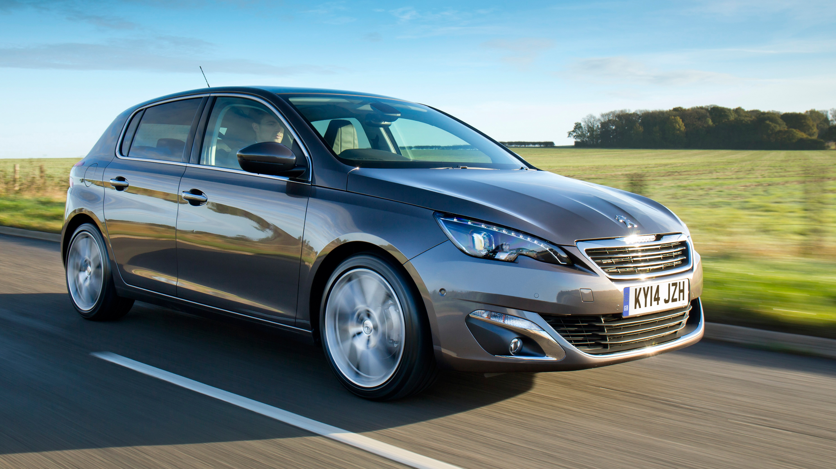 2017 Peugeot 308 Review | Top Gear