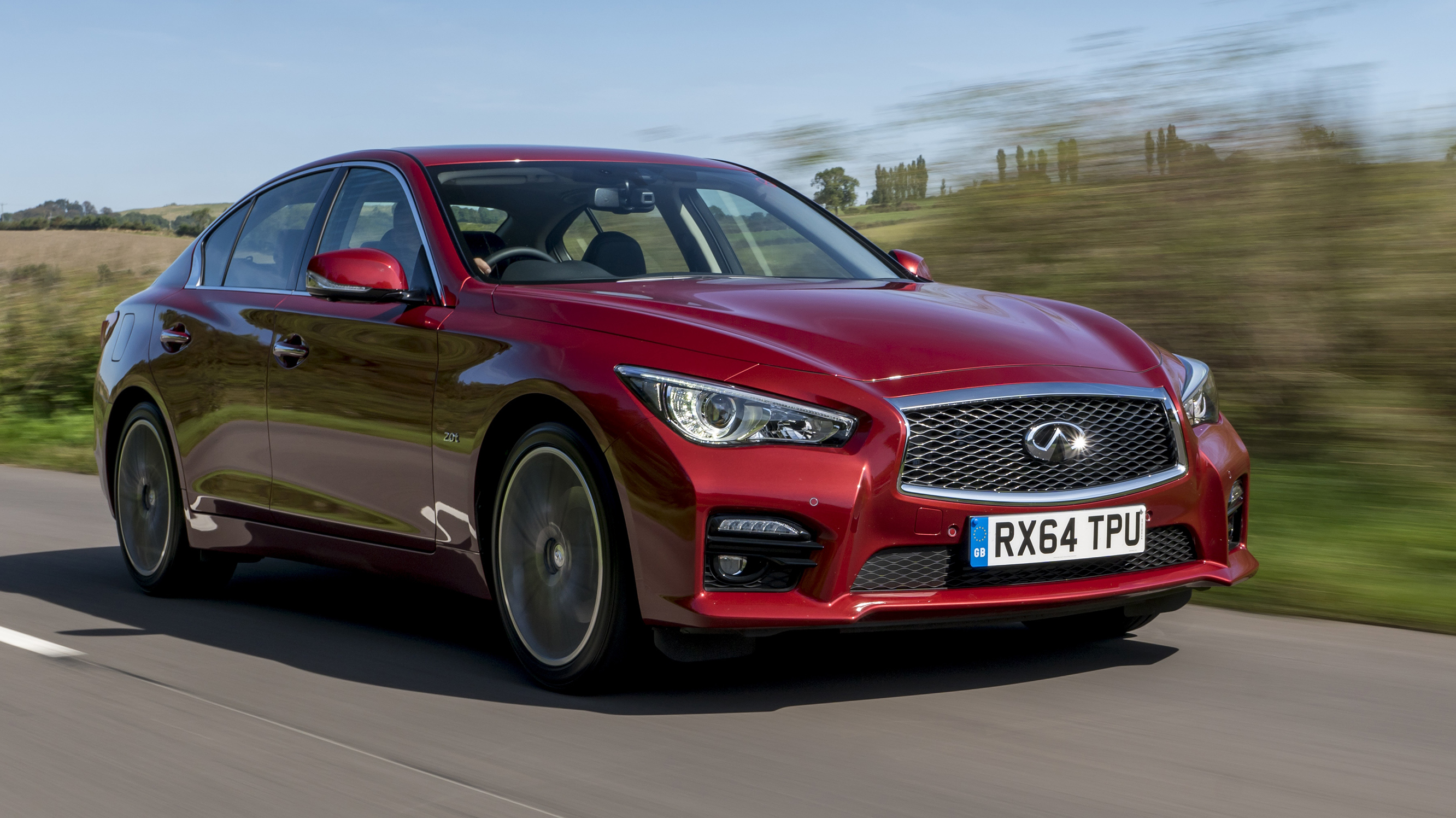infiniti outperformance infinity front midsize sedan acura of grille design by tlx comparison compare luxury price vs