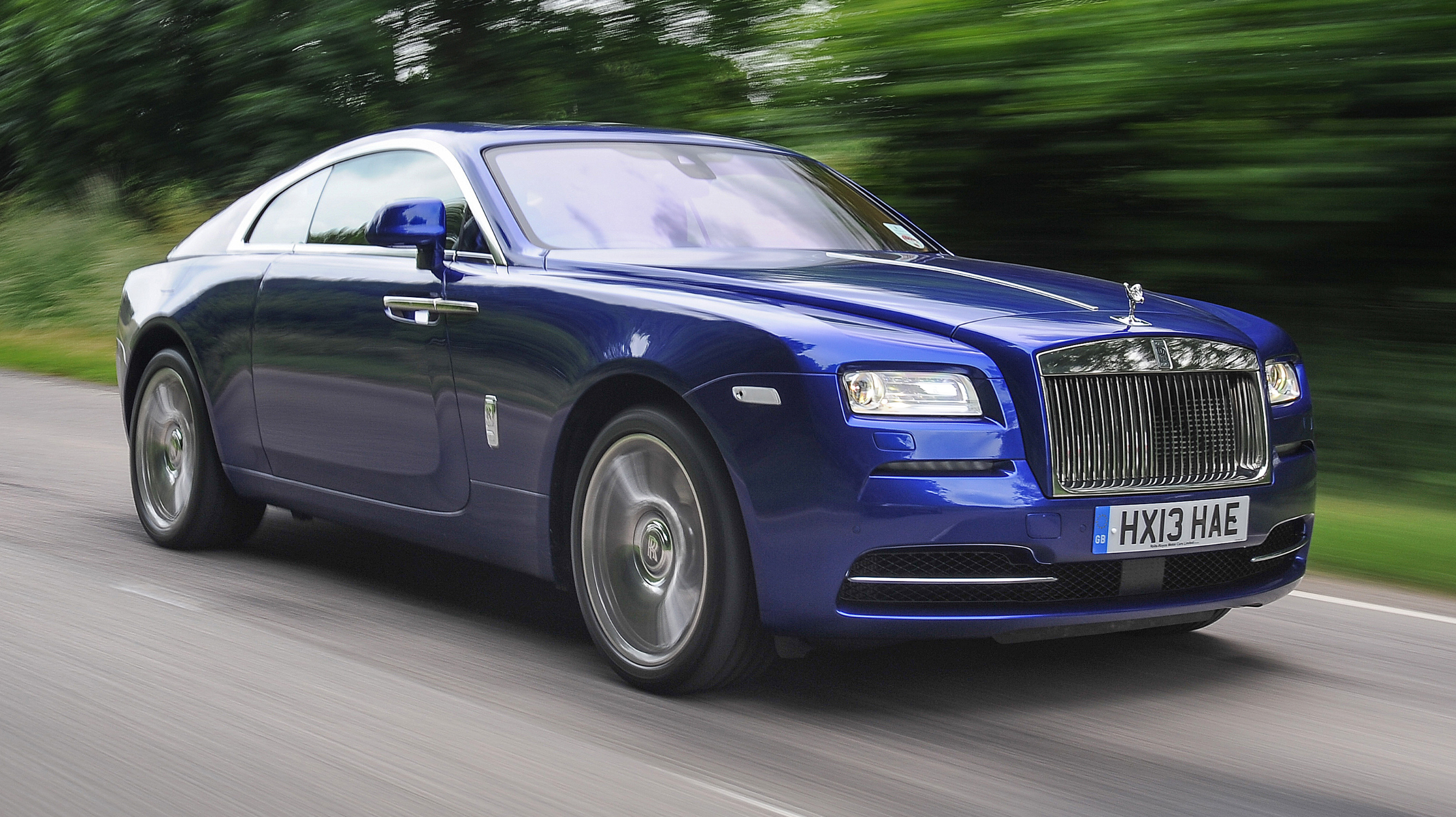 rollsroyce wraith review top gear