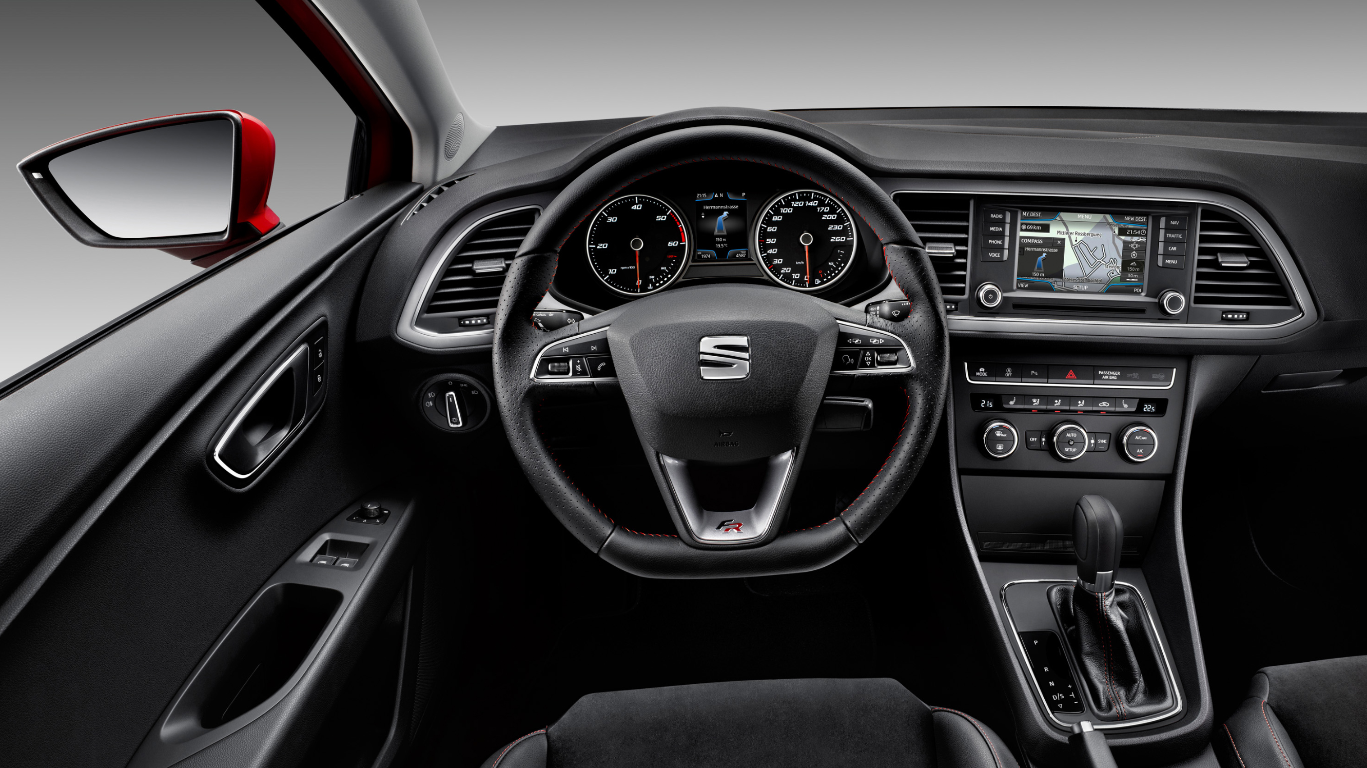 Seat Leon Review (2017)   Top Gear