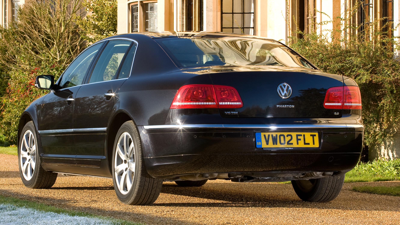 Uber Car Seat >> Volkswagen Phaeton Review | Top Gear