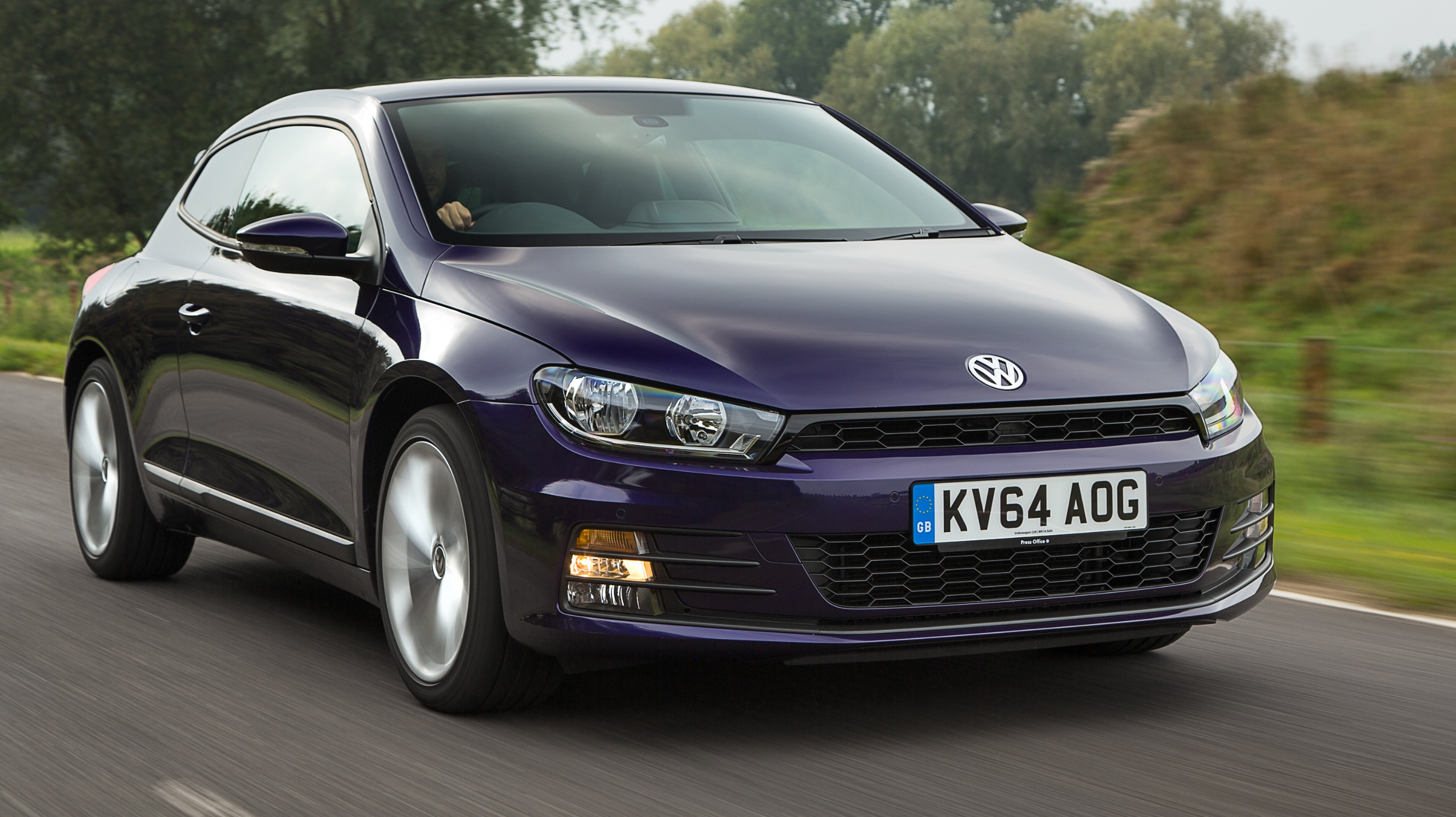 Volkswagen Scirocco Review