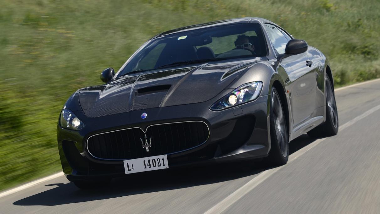 2017 Maserati GranTurismo Review   Top Gear