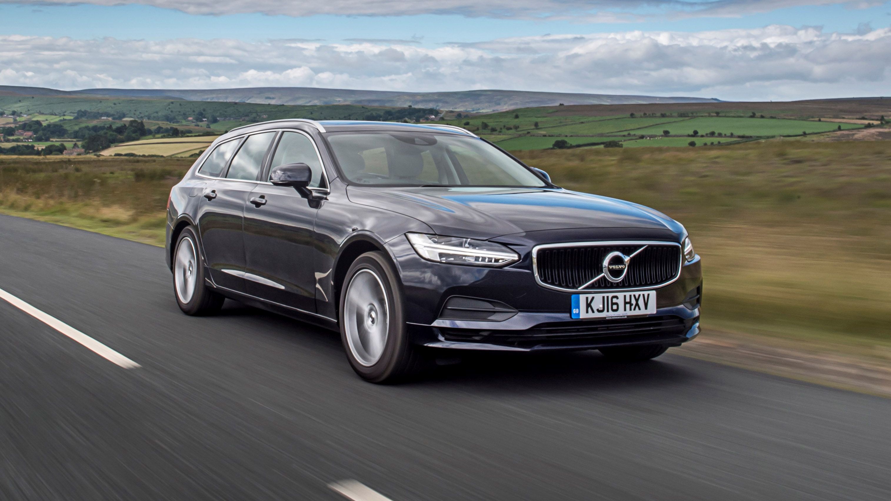 2017 Volvo V90 Review Top Gear