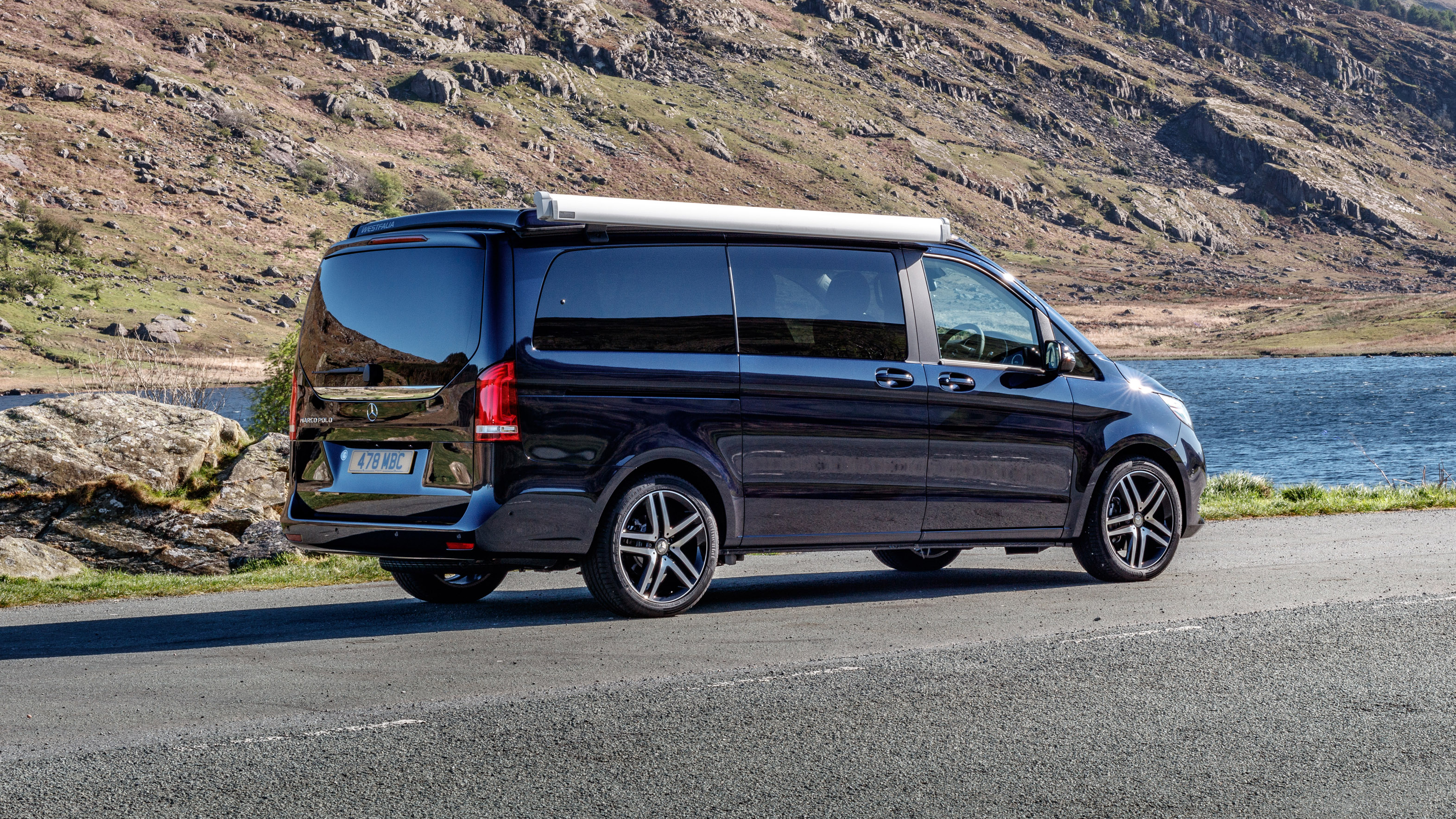 2018 mercedes benz v class marco polo review top gear. Black Bedroom Furniture Sets. Home Design Ideas