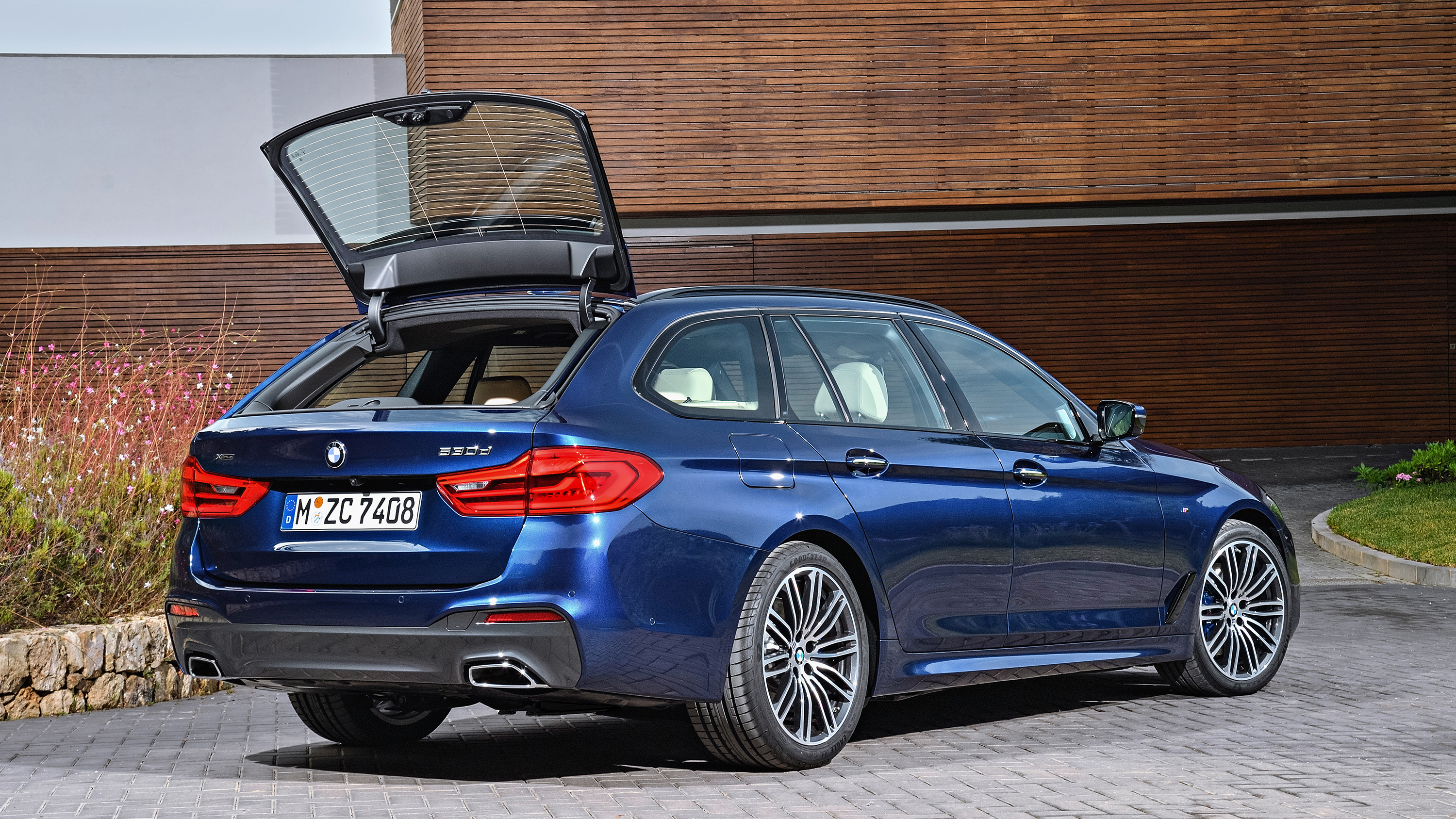 2018 Bmw 5 Series Touring Review Top Gear