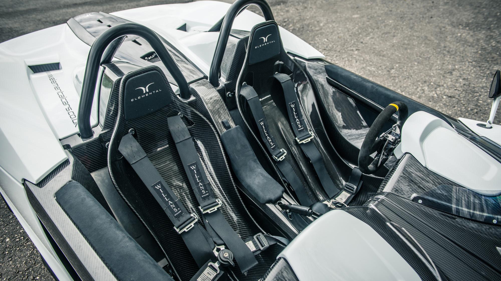 Elemental RP1 seats