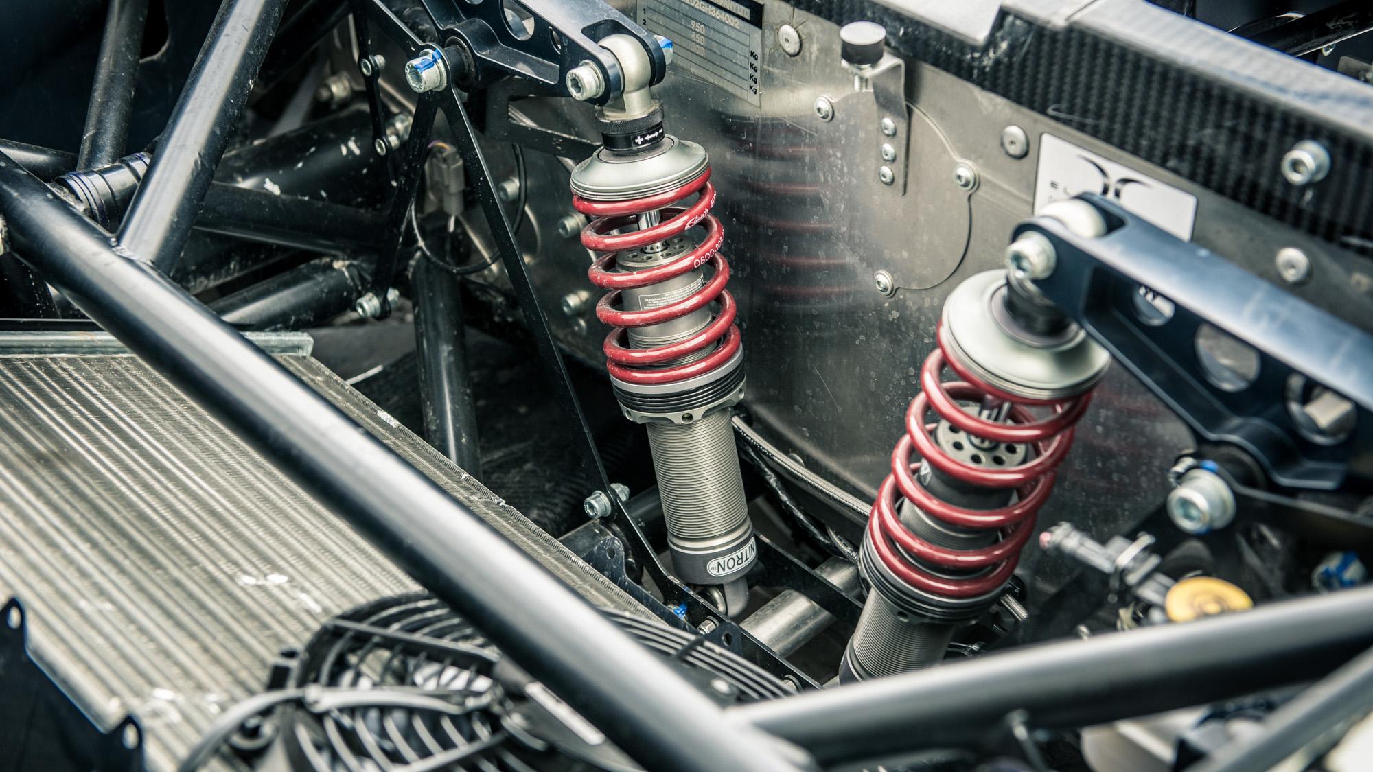 Elemental RP1 suspension