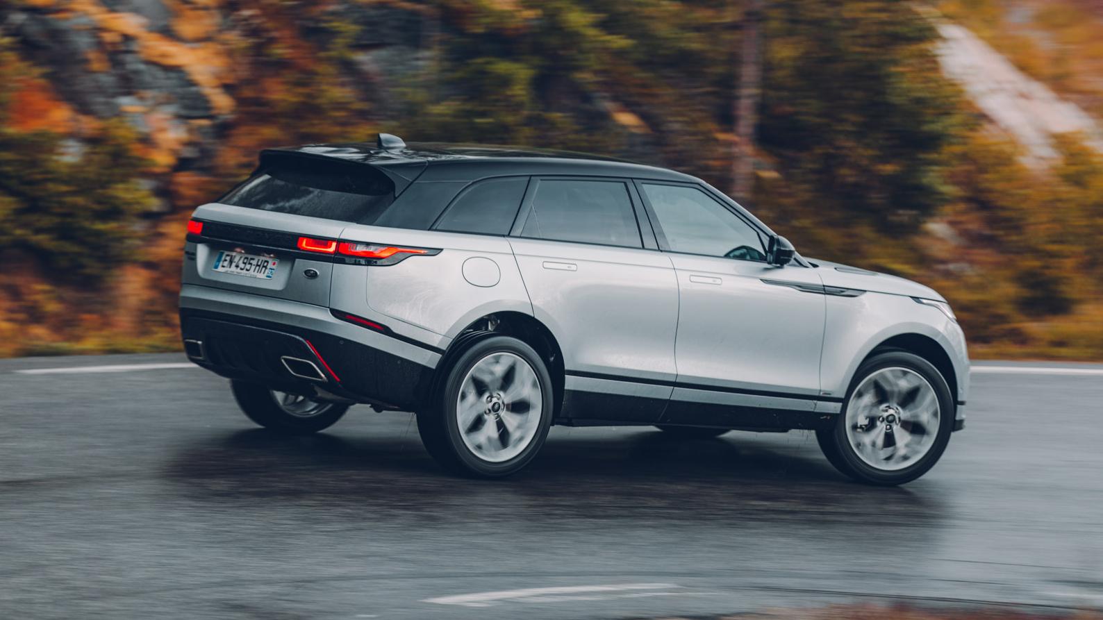 Land Rover Range Rover Velar rear quarter