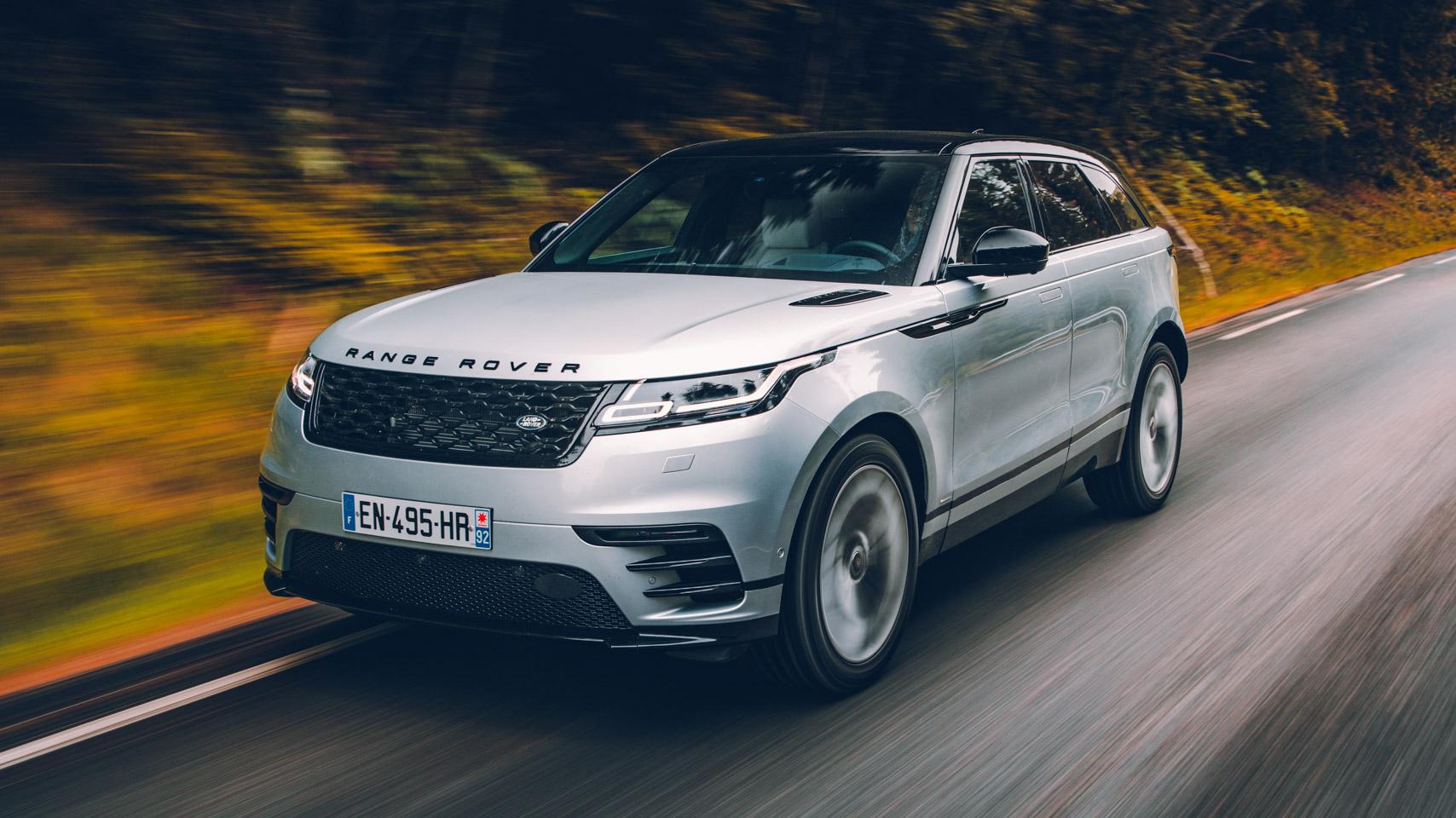 Land Rover Range Rover Velar front quarter