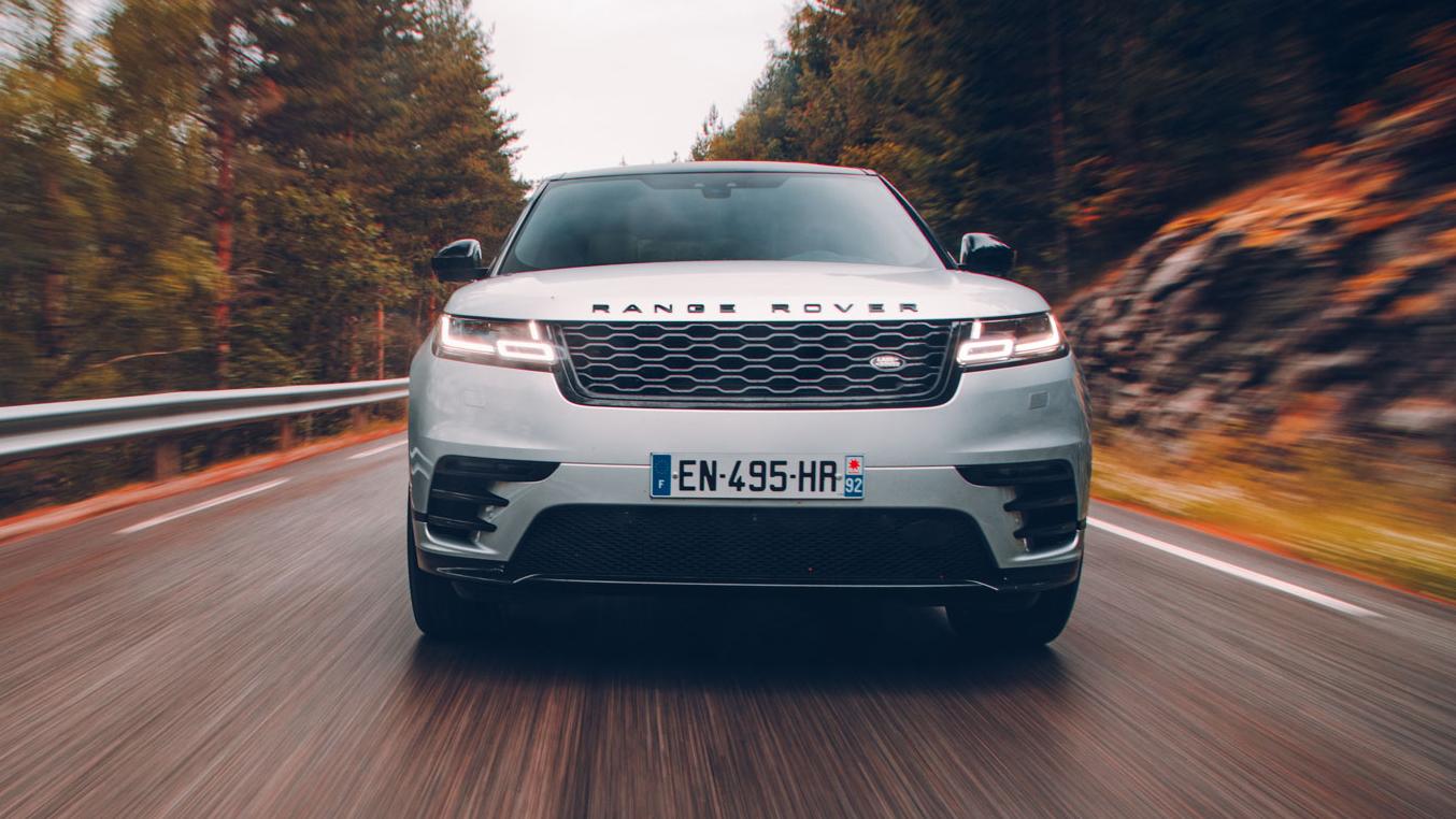 Land Rover Range Rover Velar front