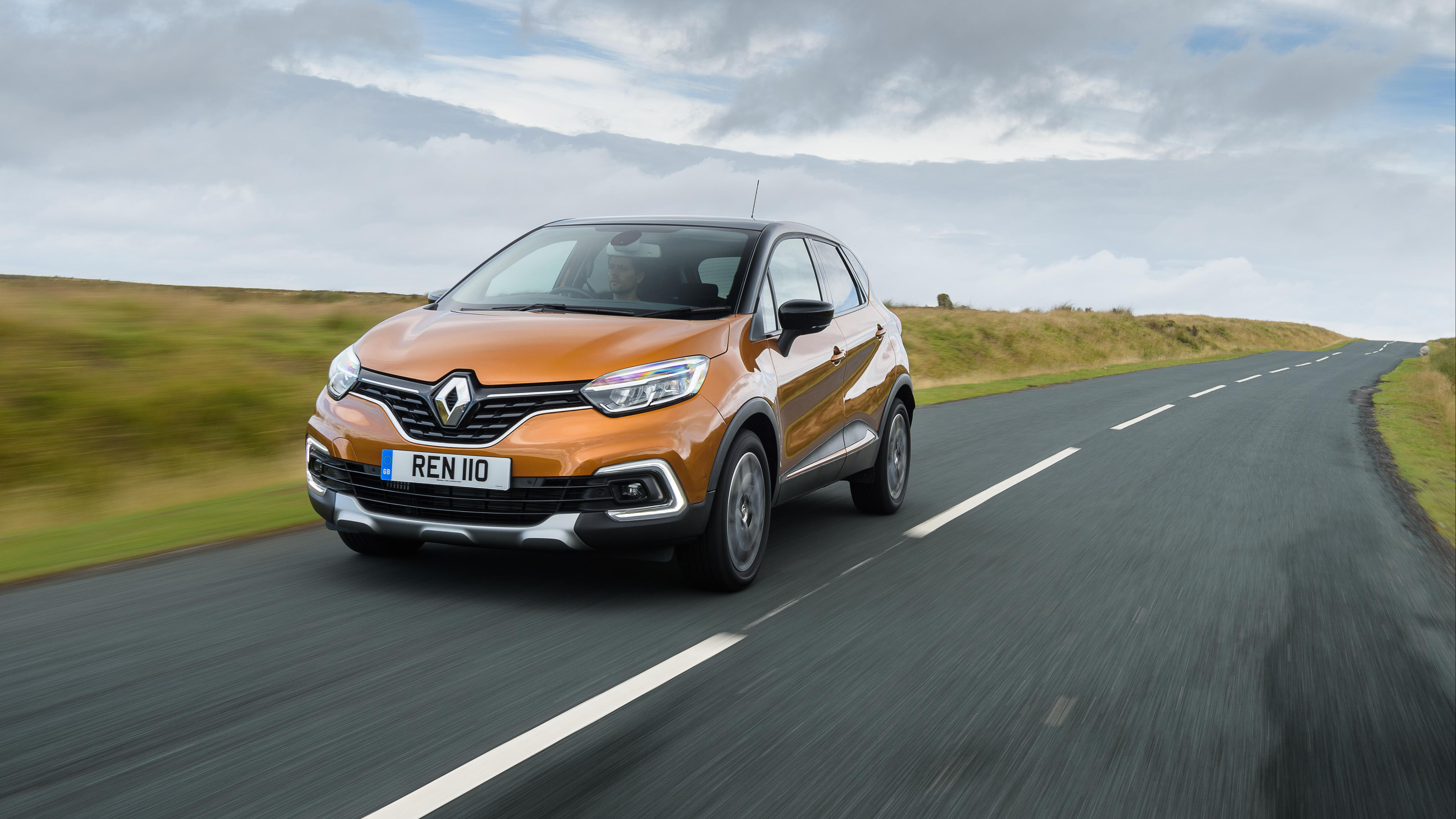 2018 renault captur review top gear. Black Bedroom Furniture Sets. Home Design Ideas