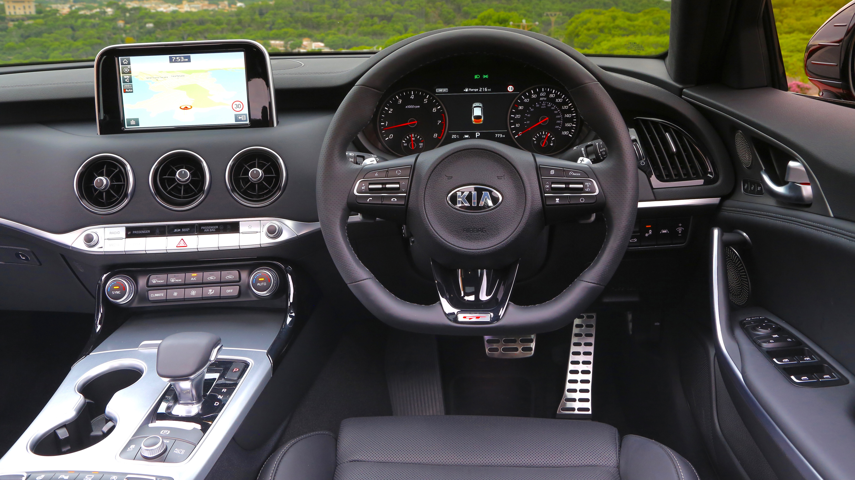 Kia Stinger interior