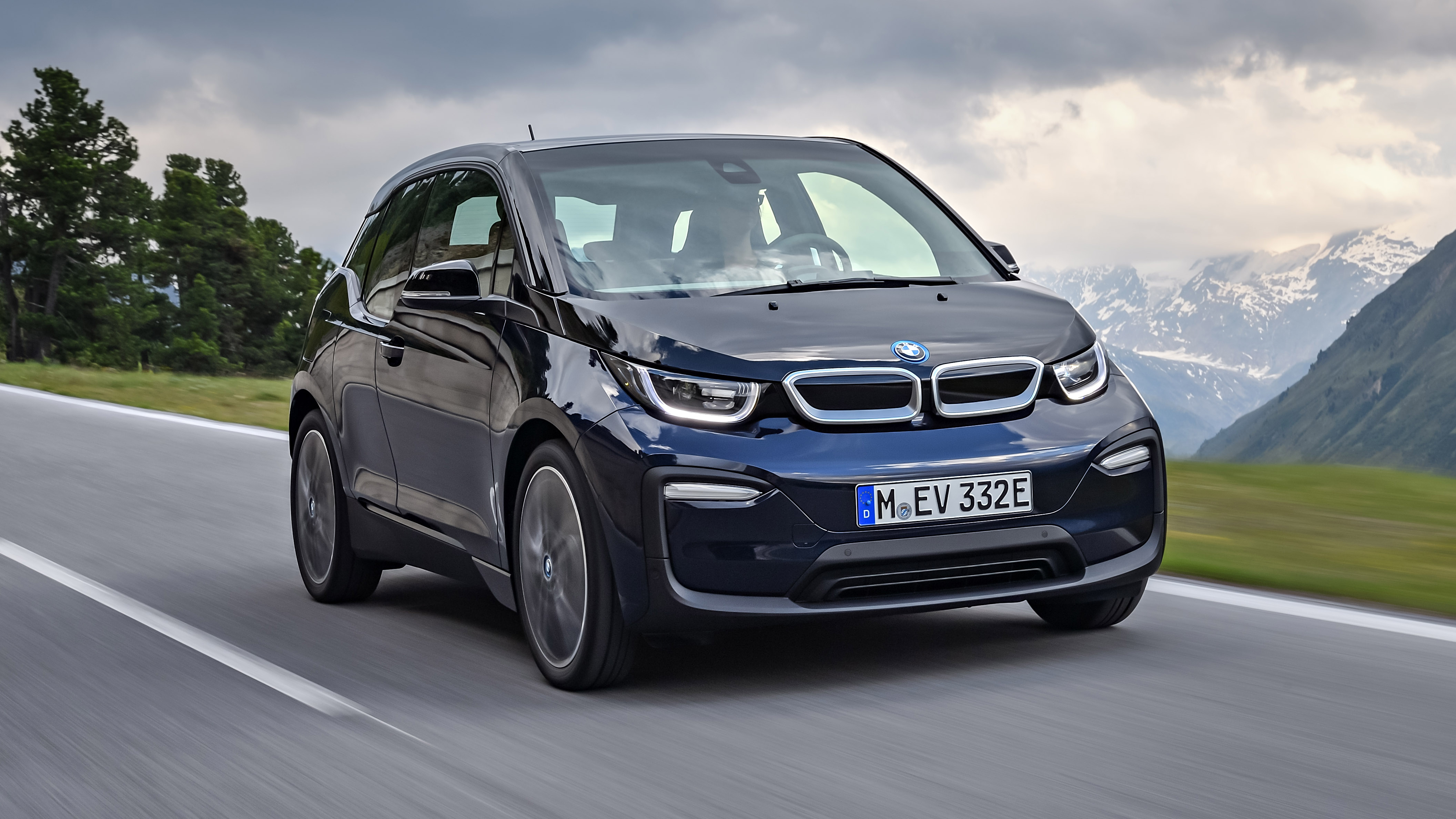 Rims For Cheap >> 2018 BMW i3 Review | Top Gear