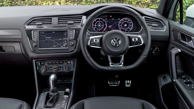 2018 Volkswagen Tiguan Review | Top Gear