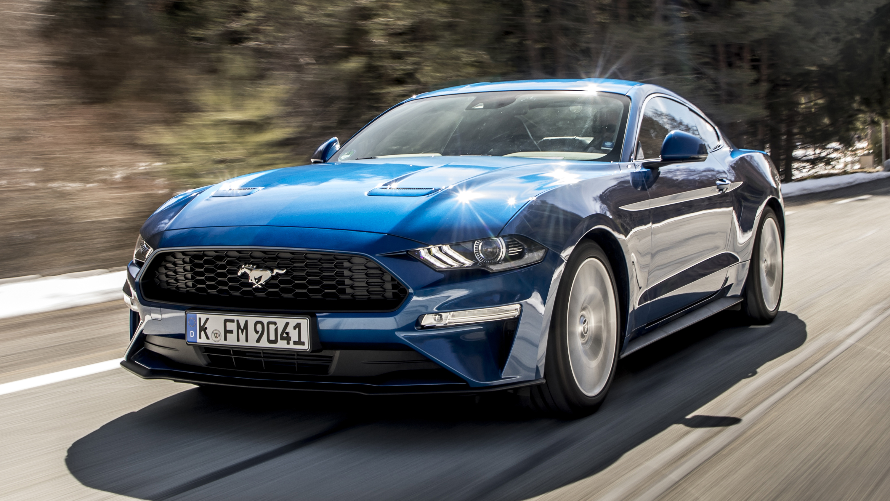2018 ford mustang review top gear. Black Bedroom Furniture Sets. Home Design Ideas