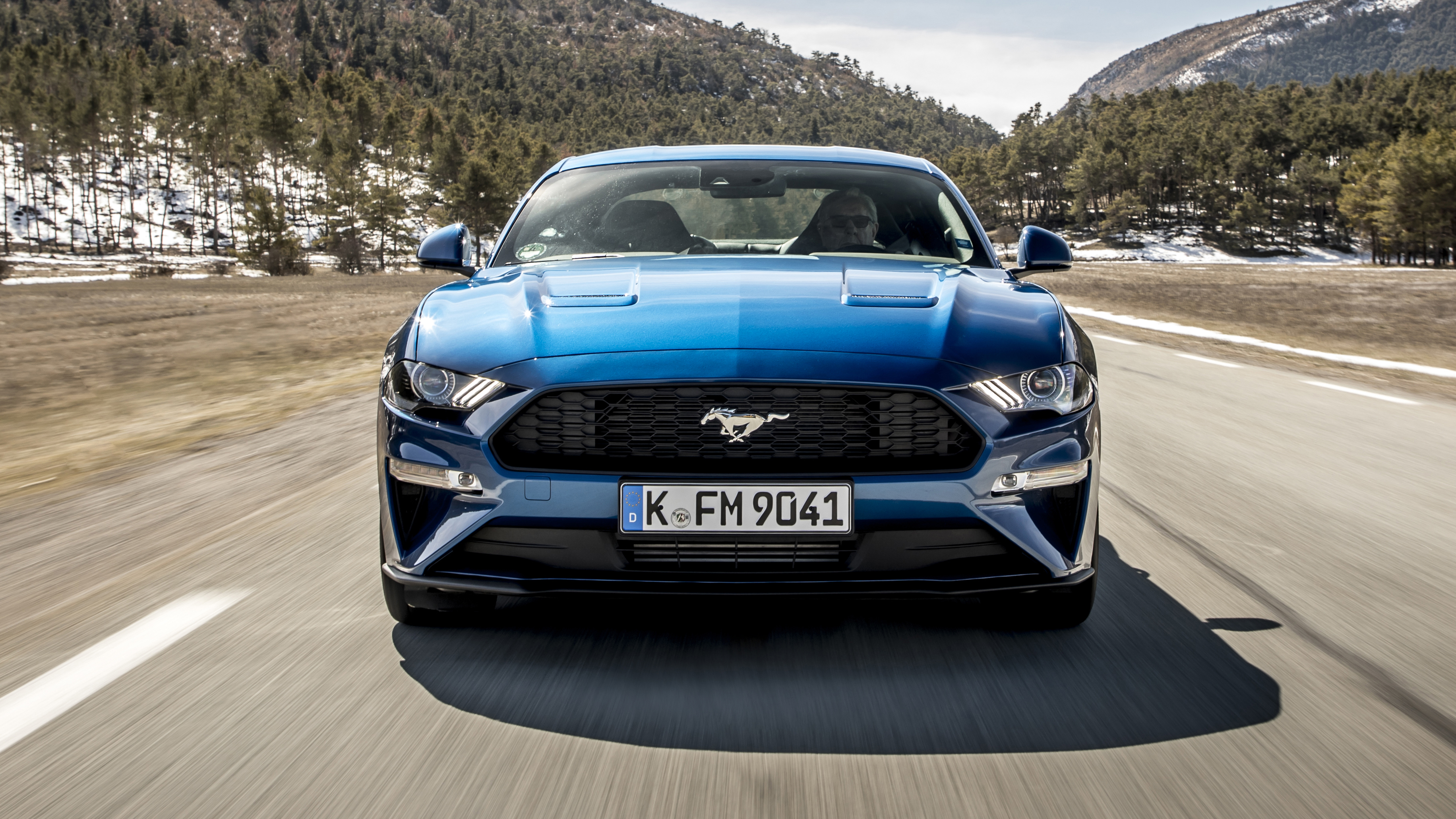 Lightning Blue Mustang >> 2018 Ford Mustang Review | Top Gear