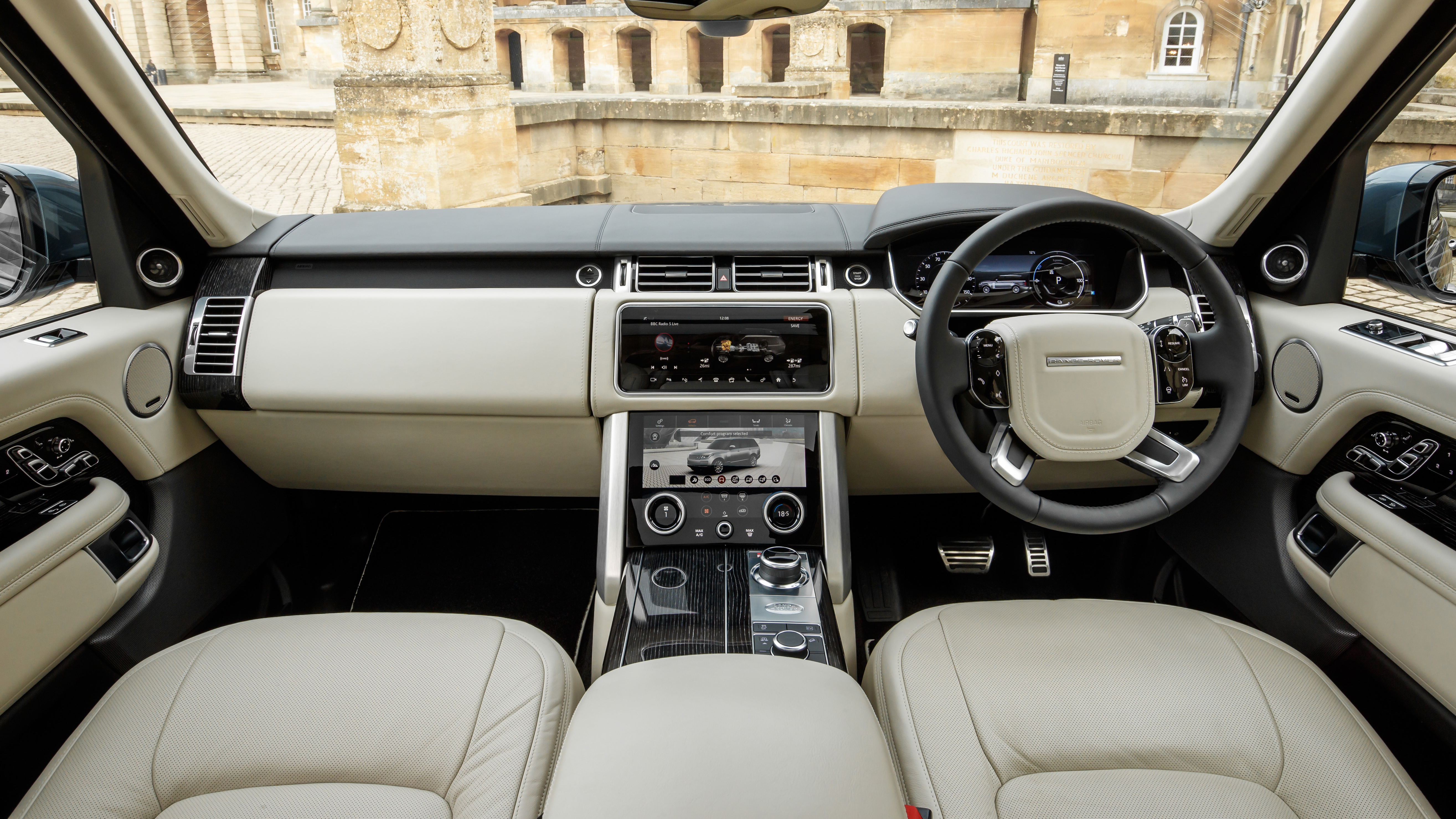 2018 Range Rover Review Top Gear