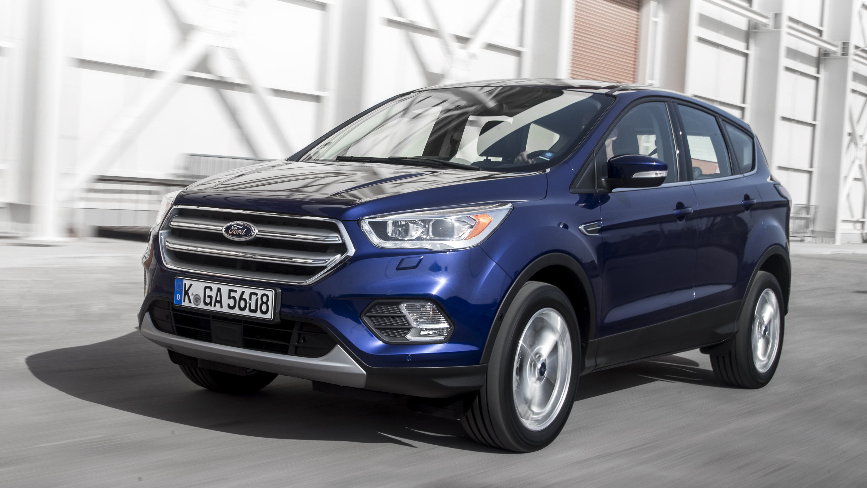 2018 ford kuga review top gear. Black Bedroom Furniture Sets. Home Design Ideas