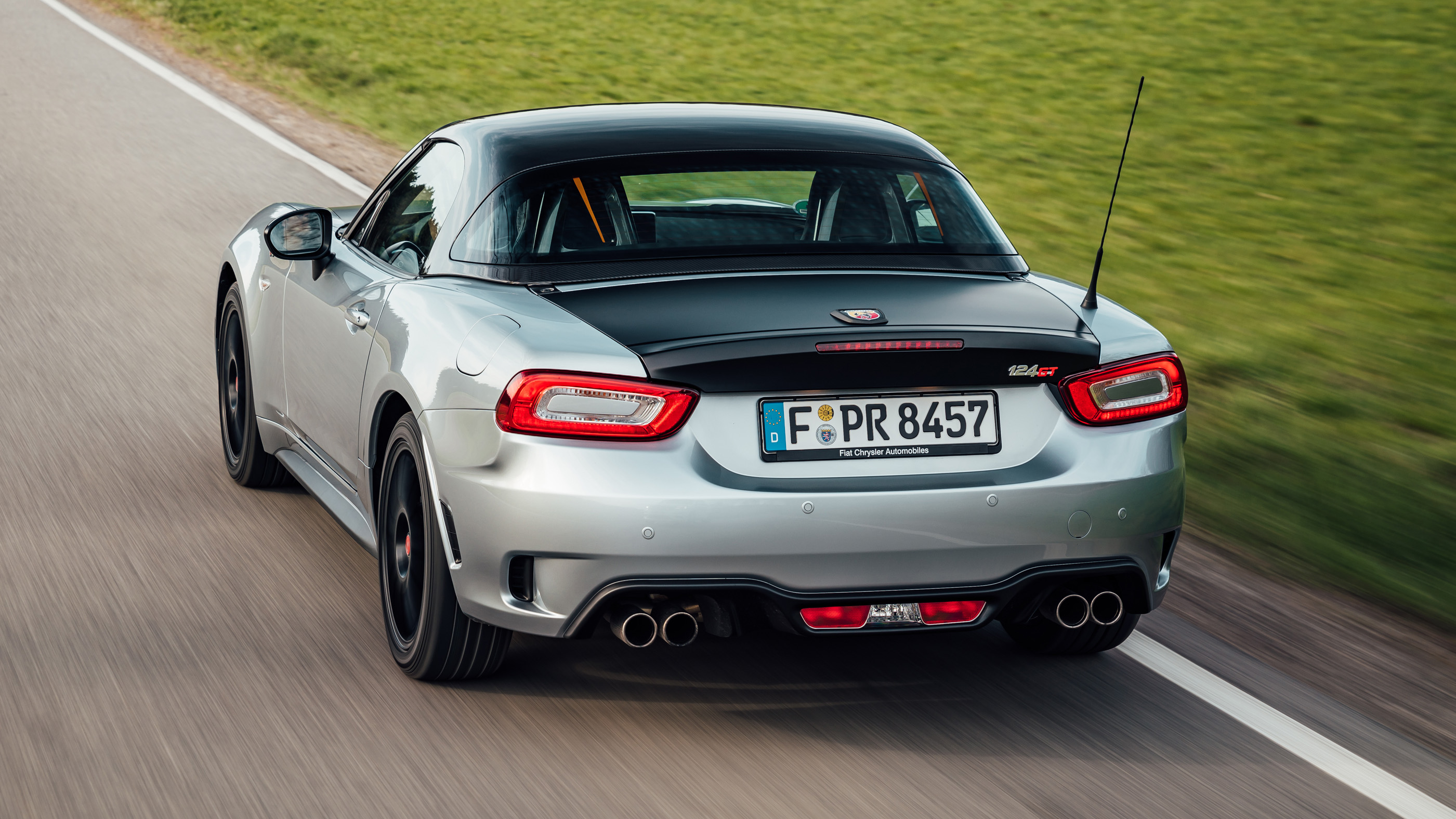 2018 Abarth 124 Spider Review | Top Gear