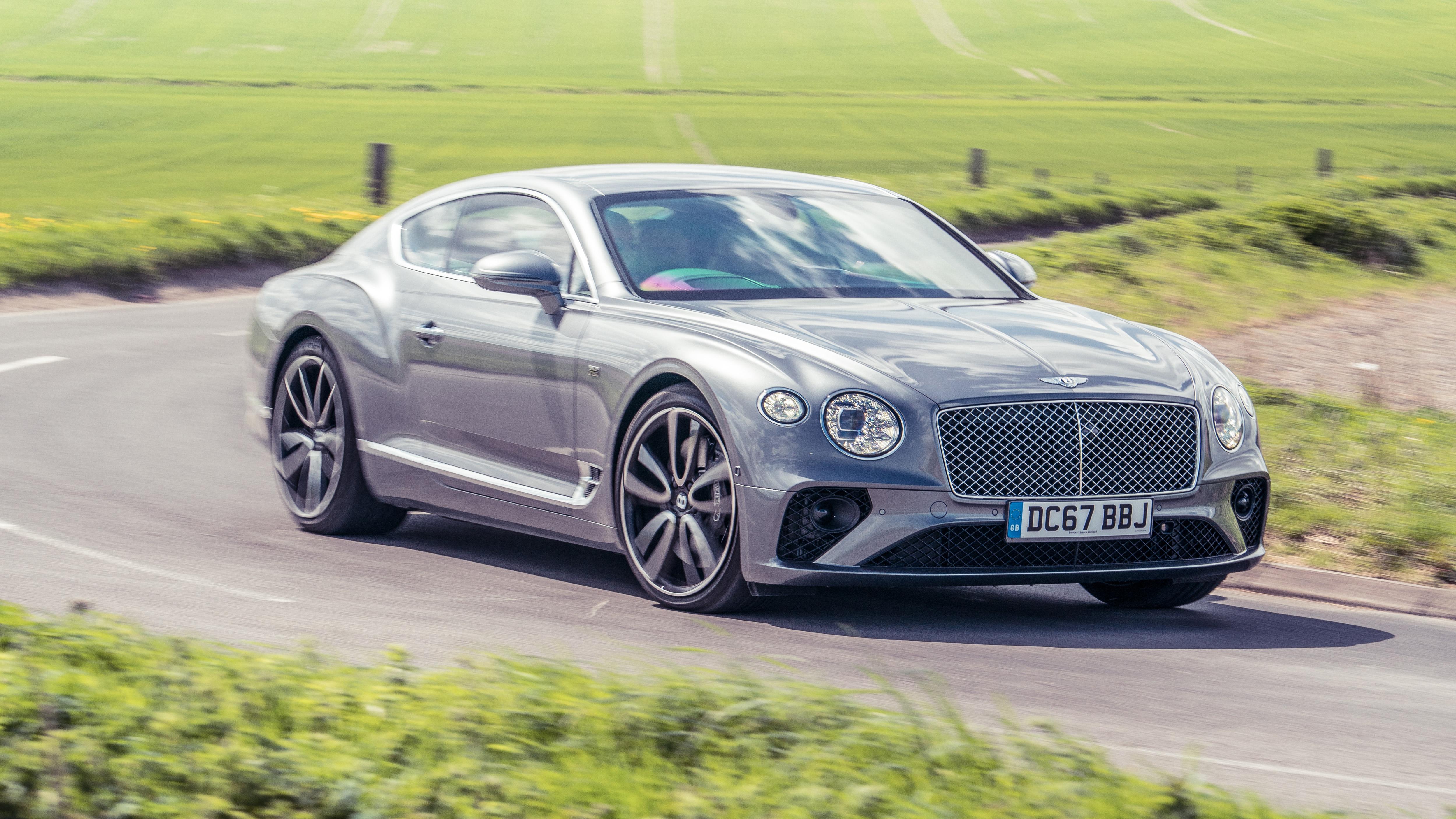 silver car reviews top bentley of review price bentayga gear used