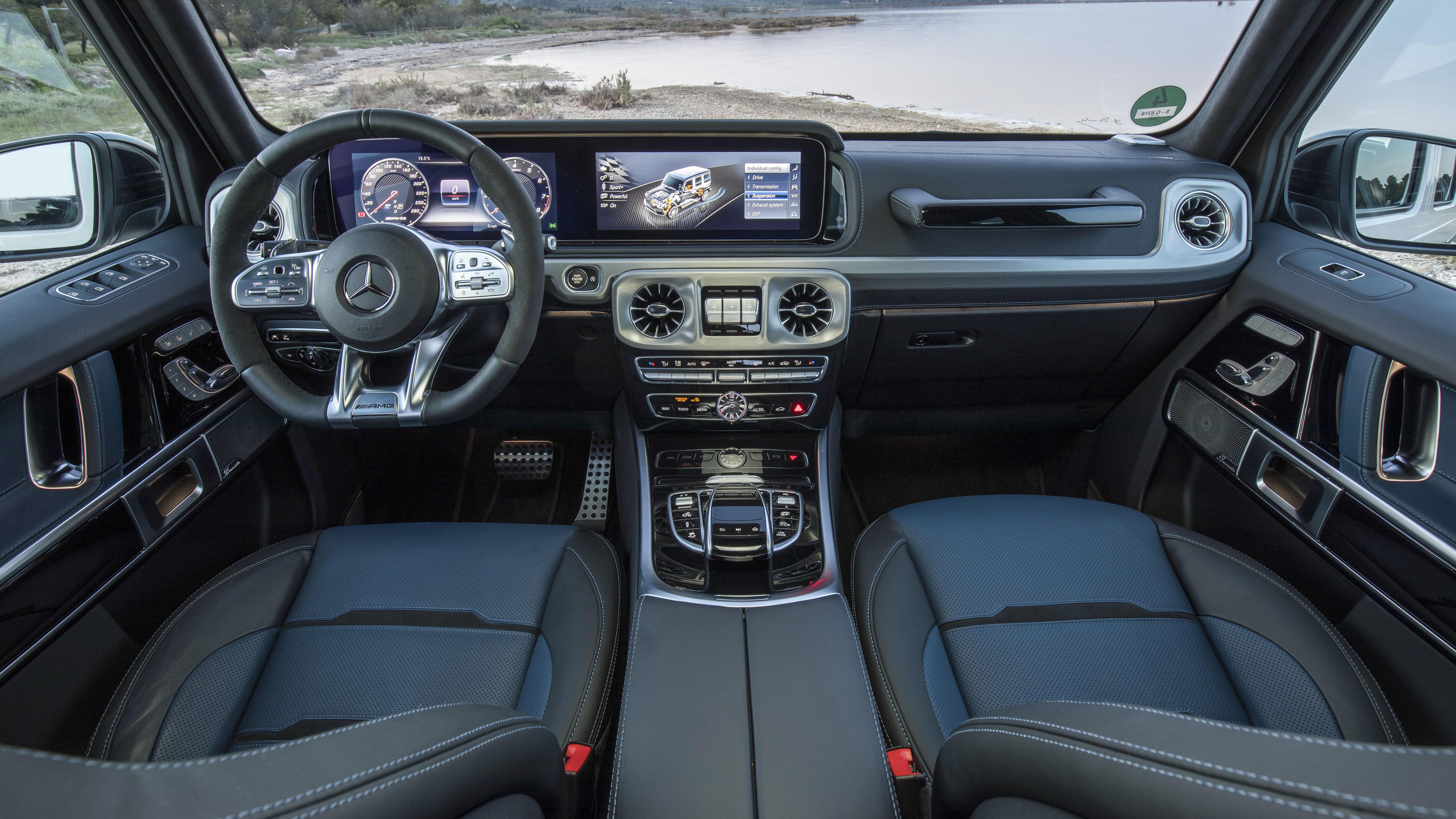 Mercedes Benz G Class Review 2018 Top Gear