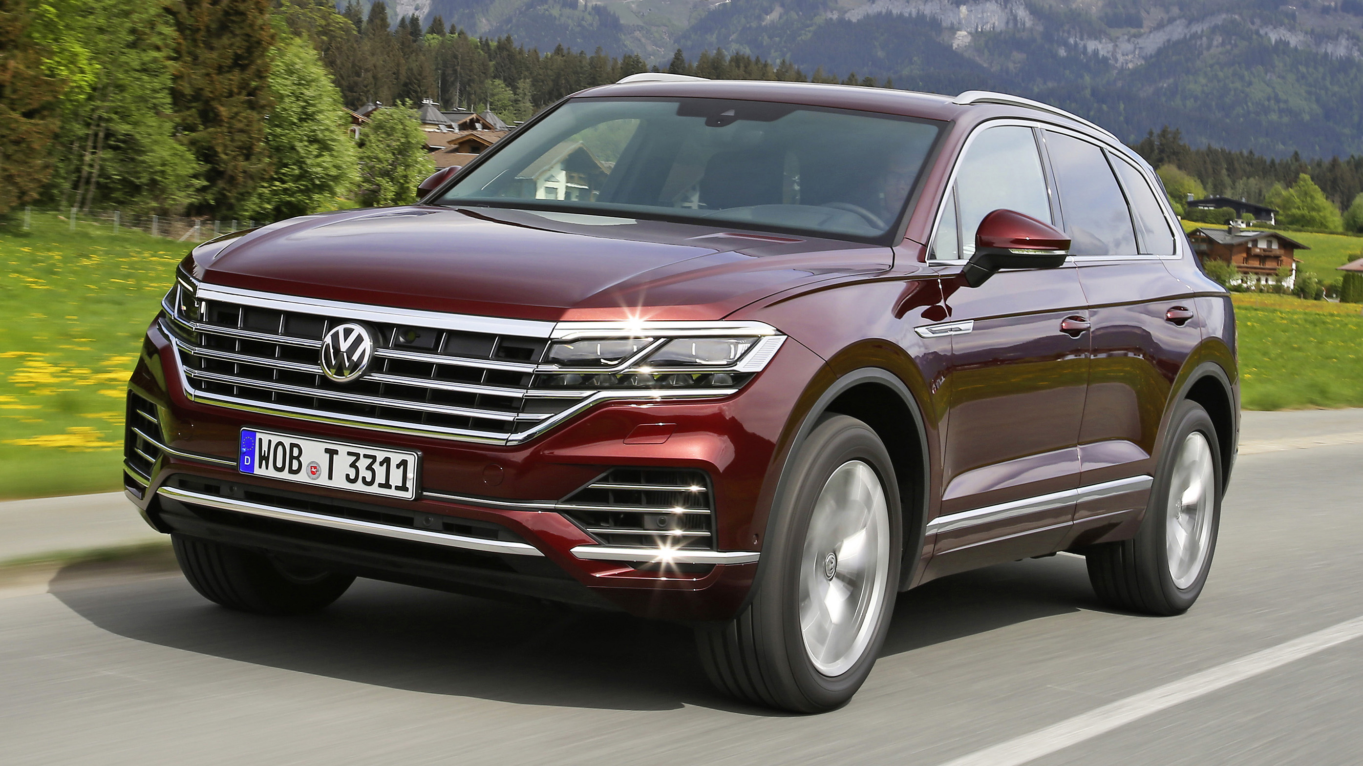 volkswagen touareg review top gear. Black Bedroom Furniture Sets. Home Design Ideas