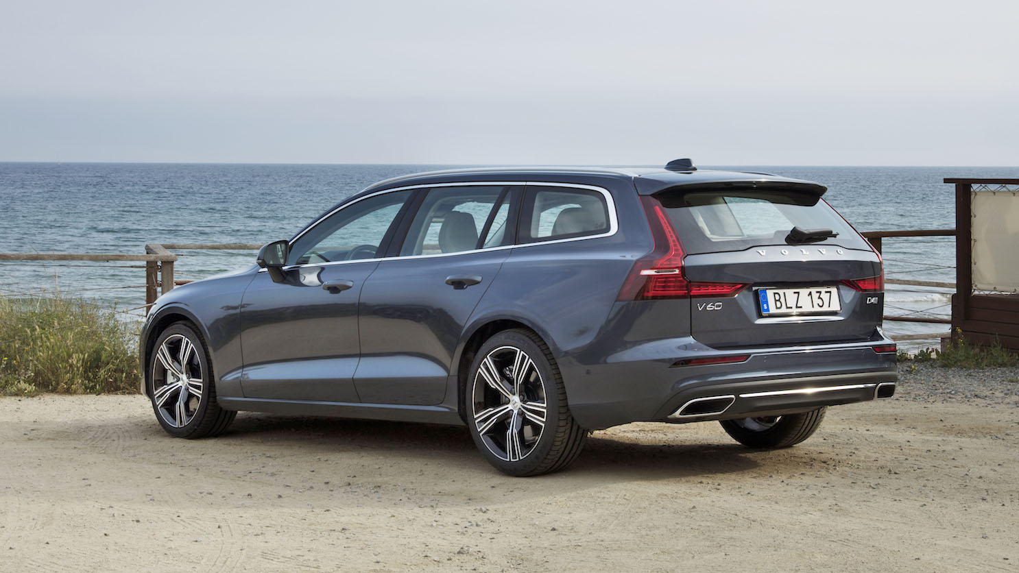 Volvo V60 Review 2018 Top Gear