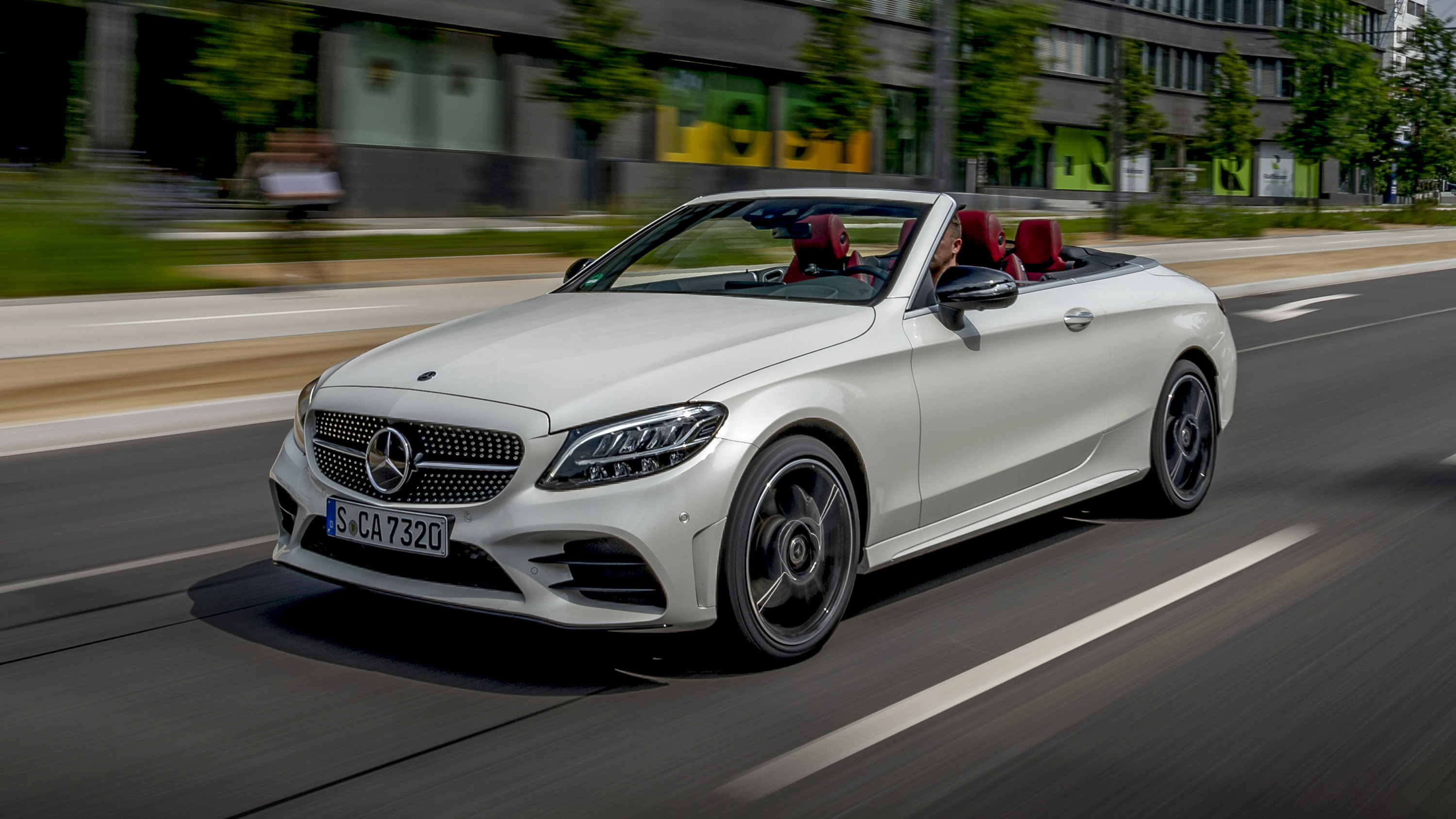2018 mercedes benz c class cabriolet review top gear. Black Bedroom Furniture Sets. Home Design Ideas