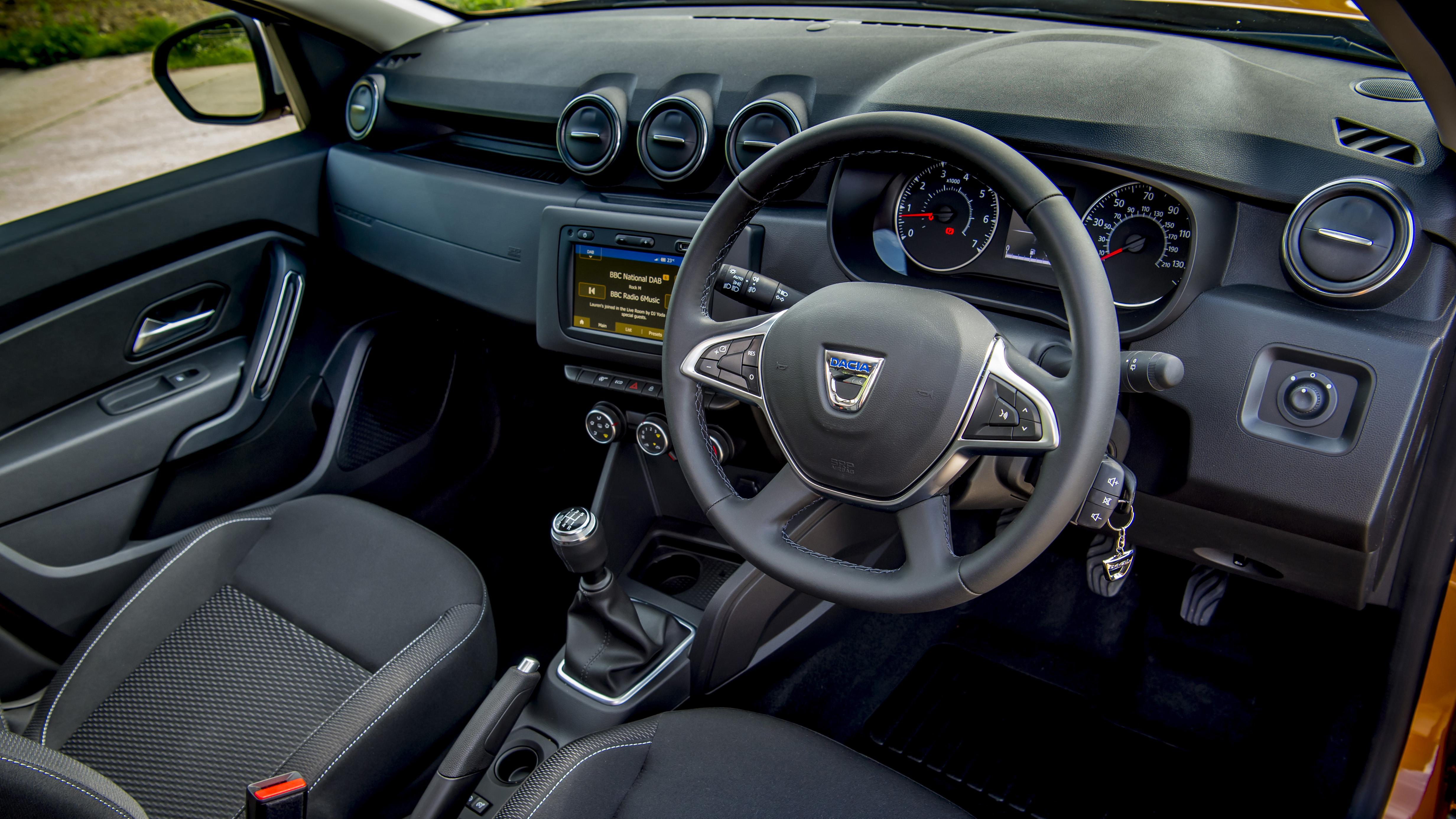 Dacia Duster 2018 Spec >> 2018 Dacia Duster Review   Top Gear
