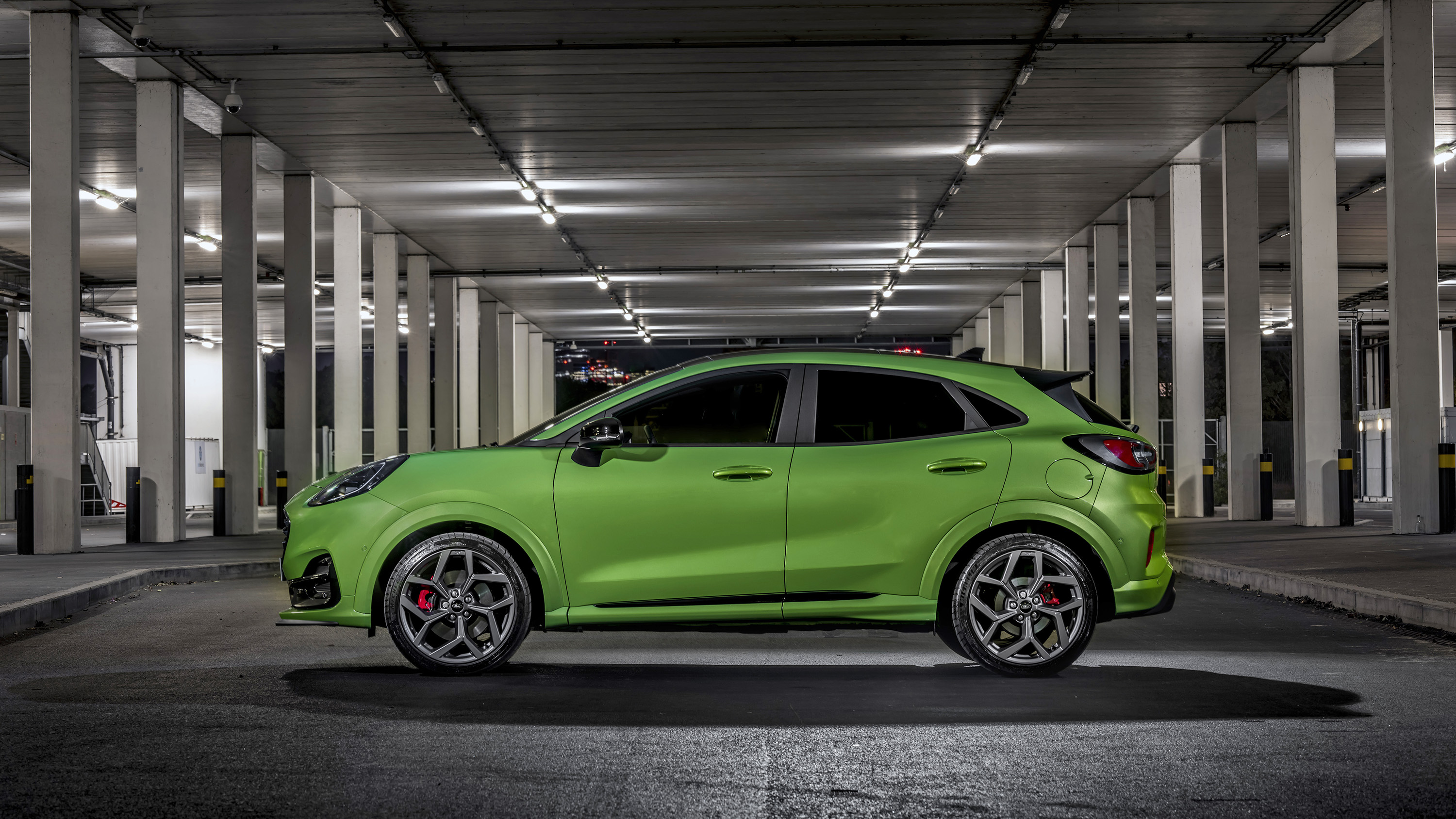 Ford Puma ST Review 2021   Top Gear