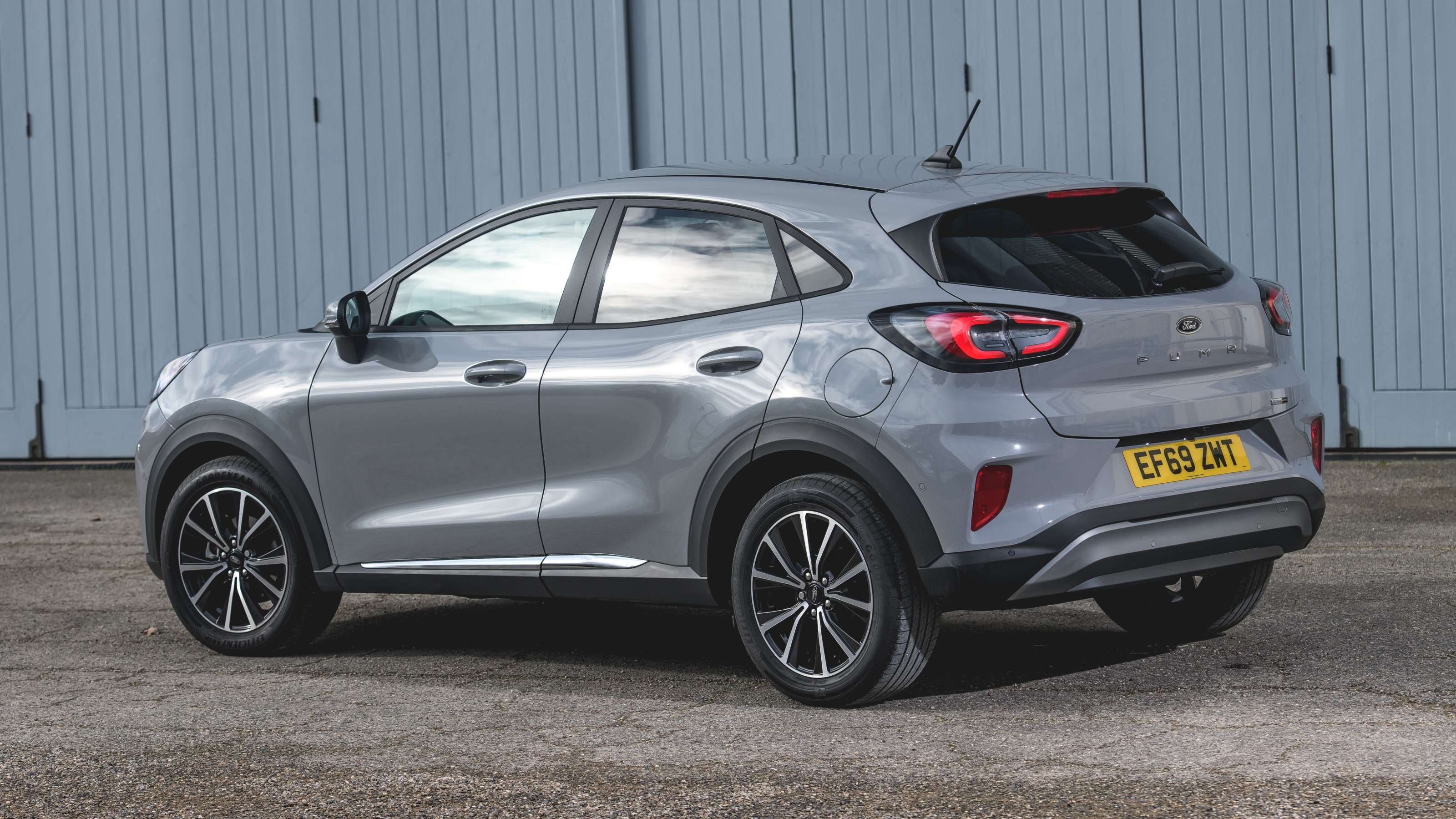 Ford Puma Review 2021 | Top Gear
