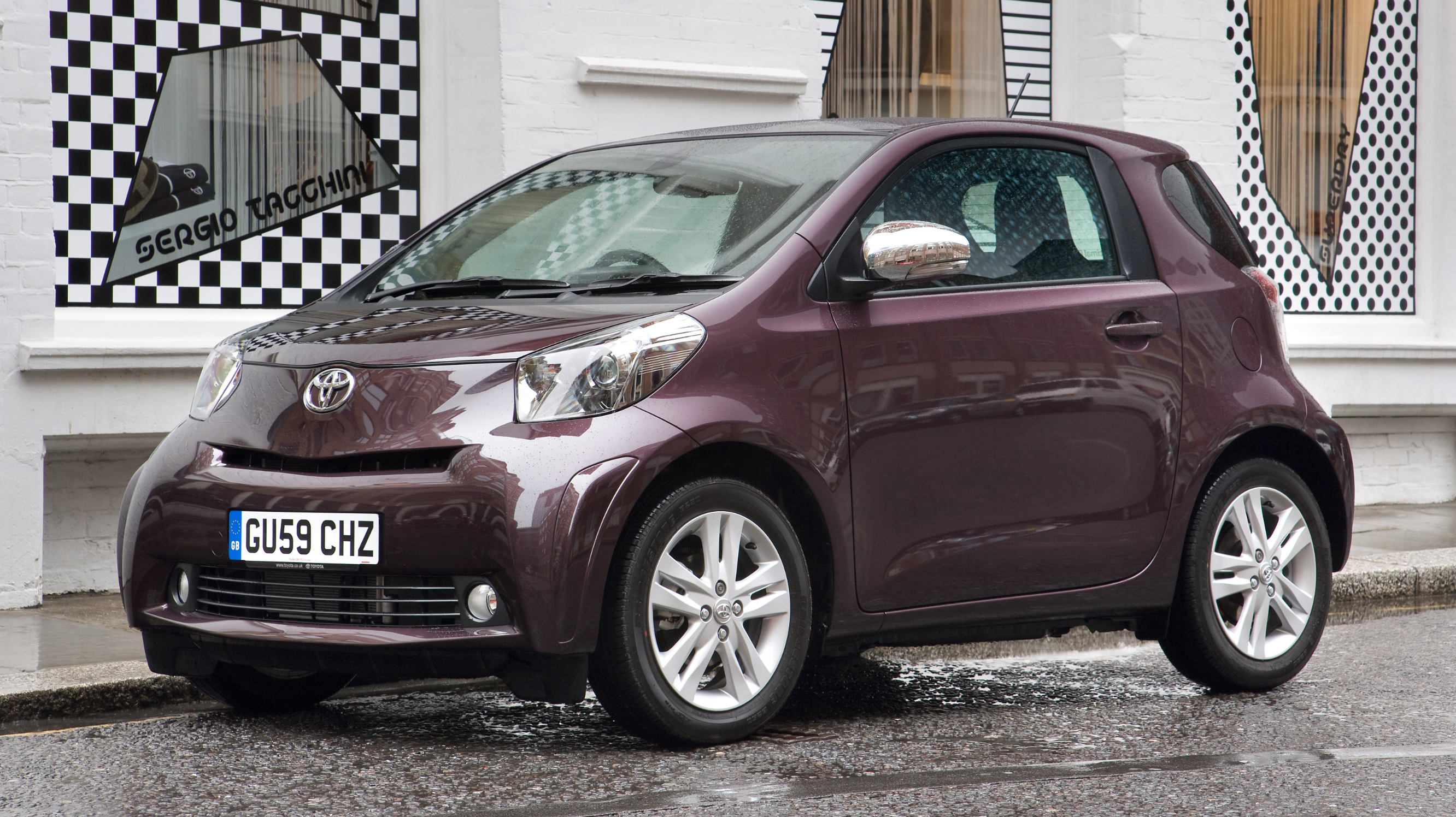 2018 Toyota Aygo Review Top Gear