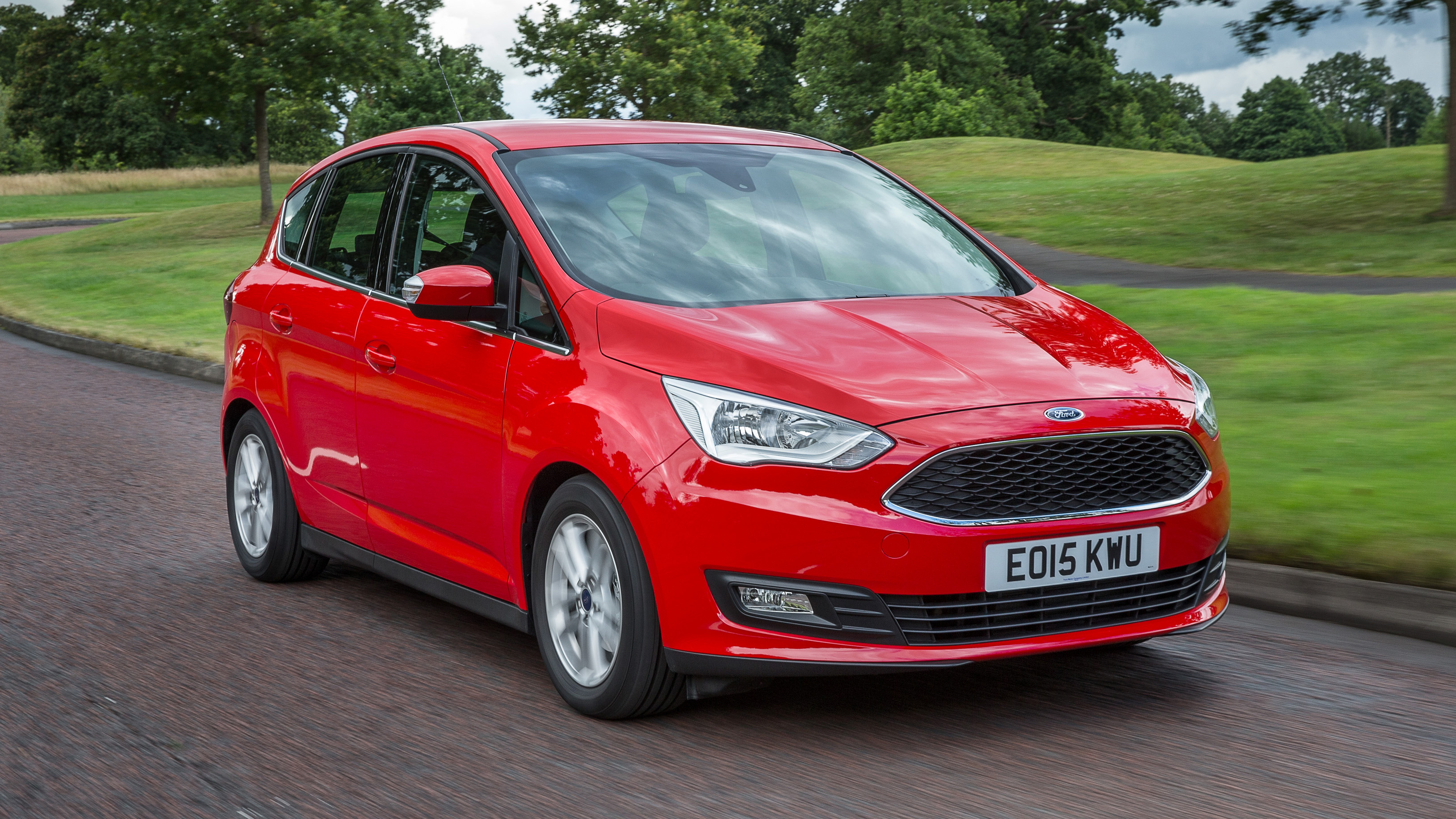 Ford C-Max front quarter