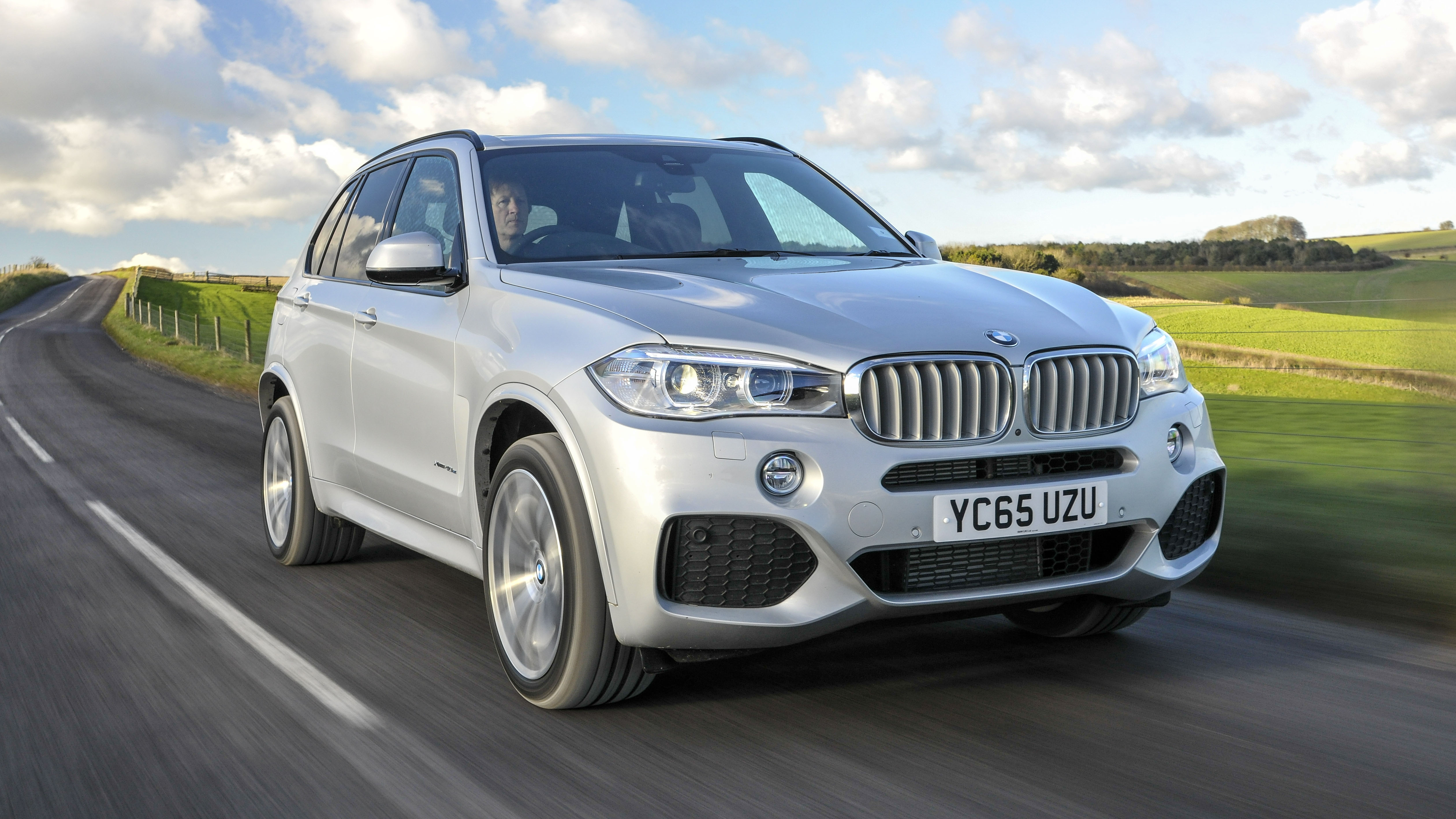 BMW X5 xDrive front