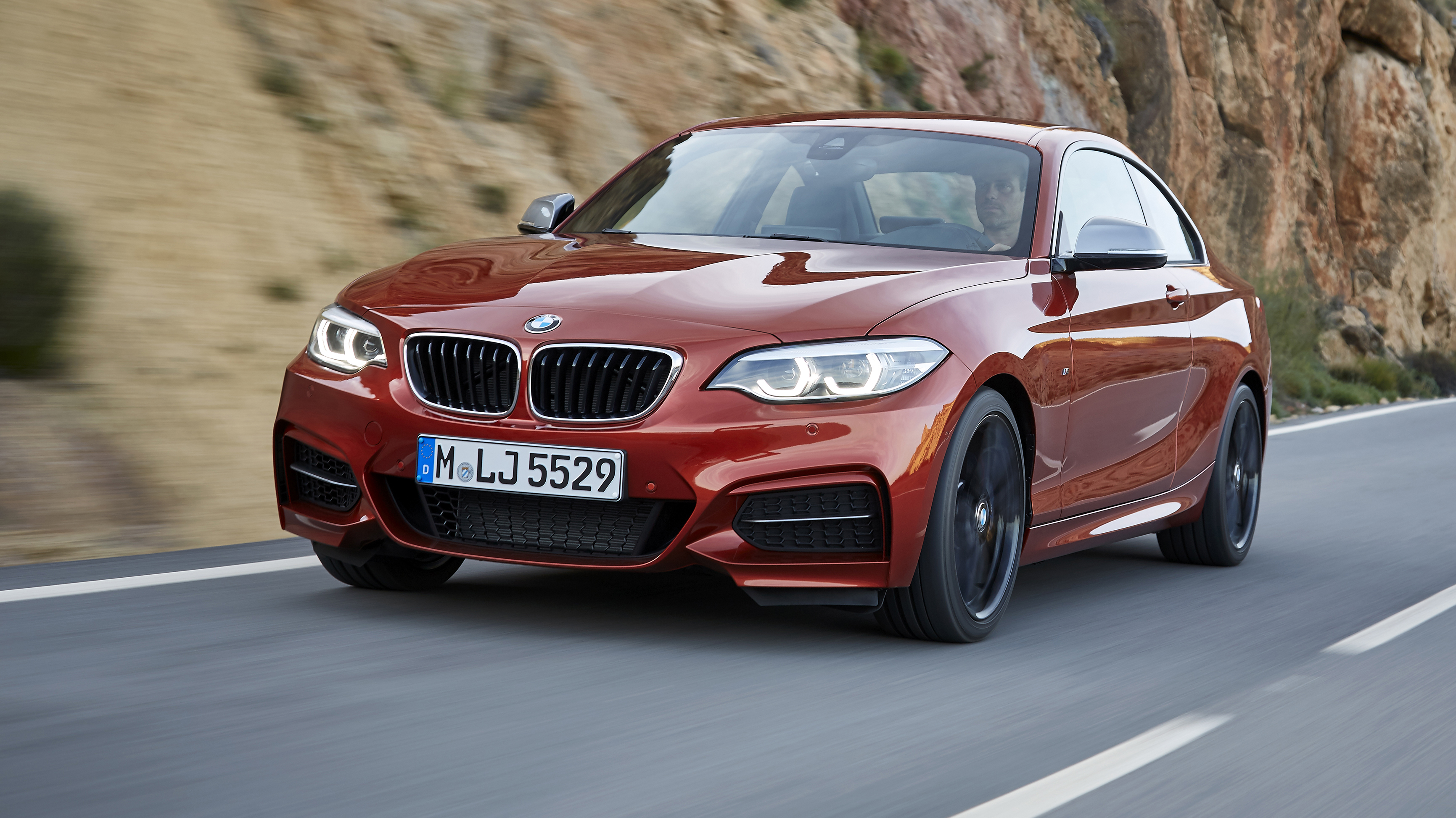 2018 Bmw 4 Series Coupe Review Top Gear