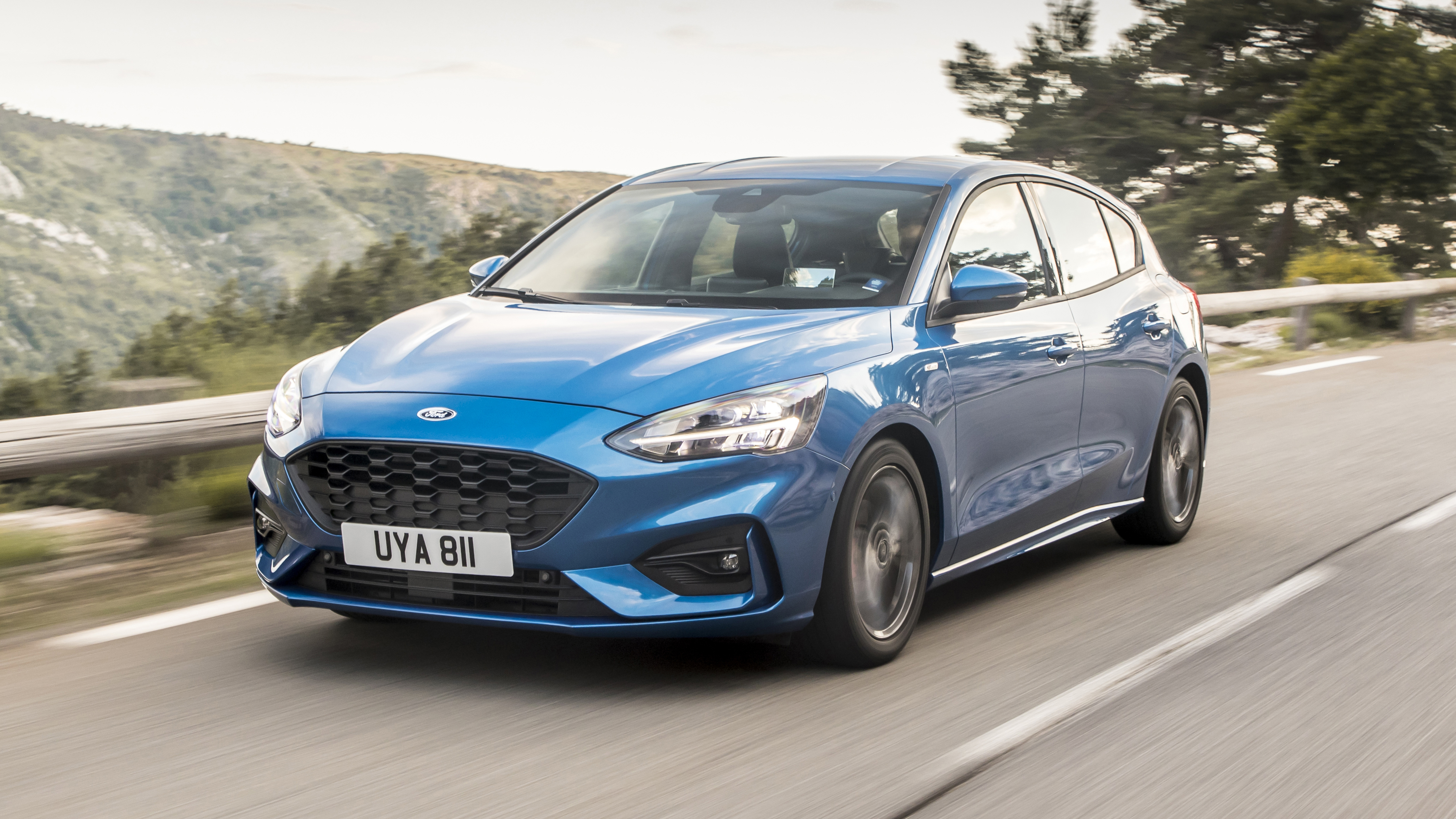 2018 ford focus st review top gear. Black Bedroom Furniture Sets. Home Design Ideas